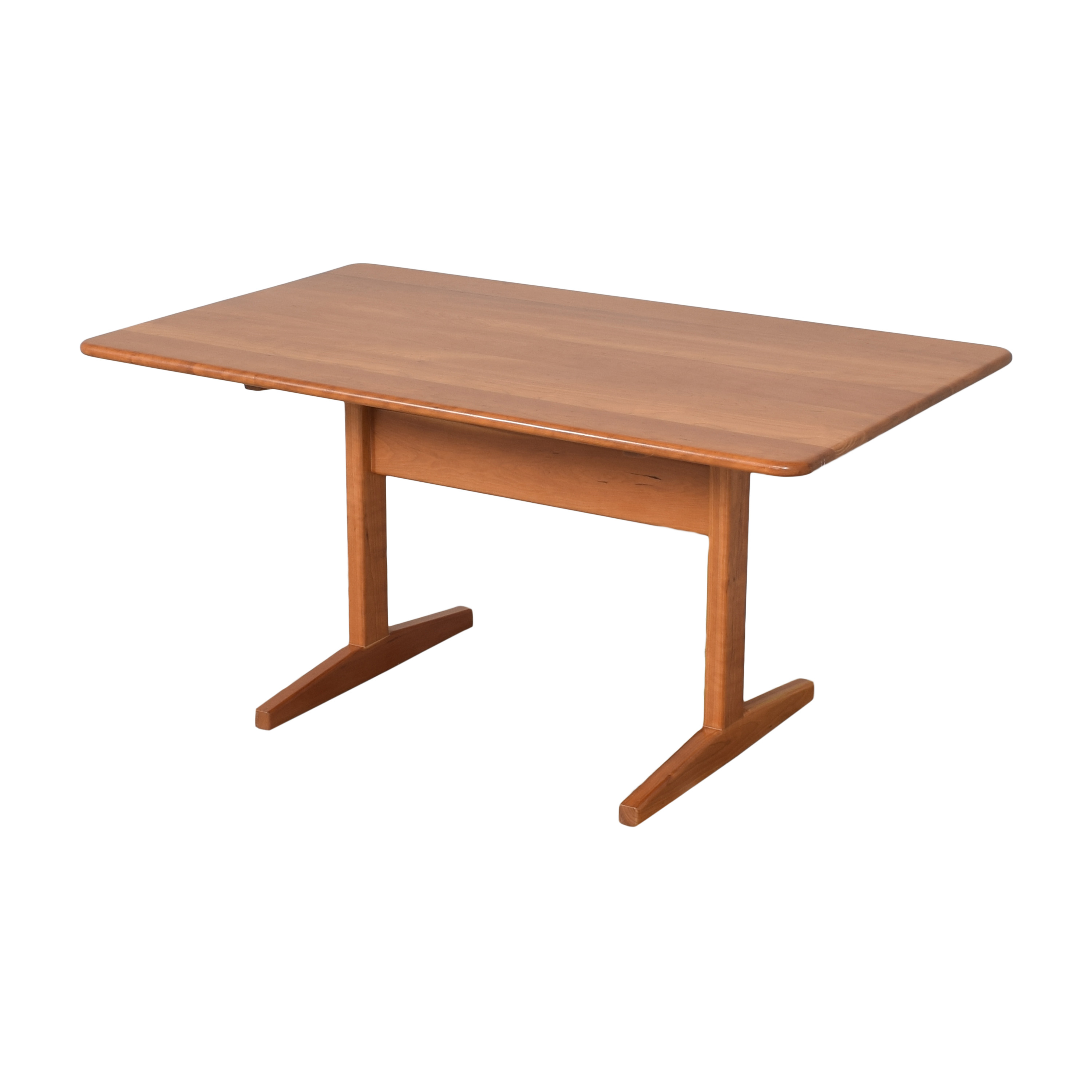 Pompanoosuc Mills Pompanoosuc Mills Trestle Dining Table for sale