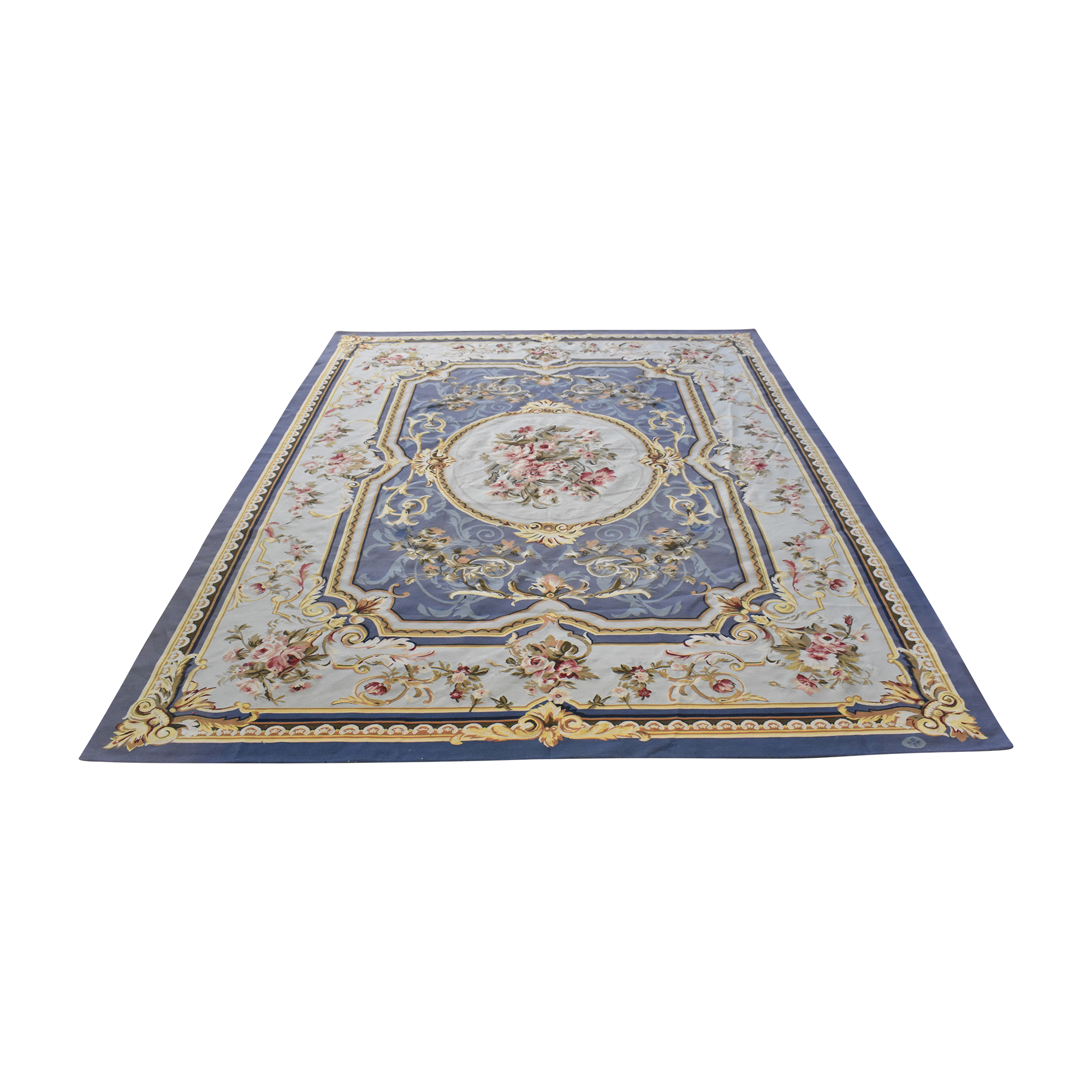 ABC Carpet & Home ABC Carpet & Home Aubusson-Style Area Rug for sale