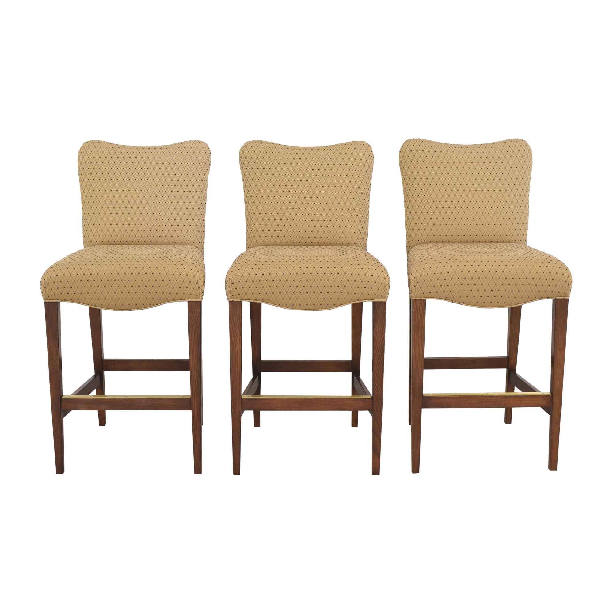 Swaim Swaim Upholstered Bar Stools ct