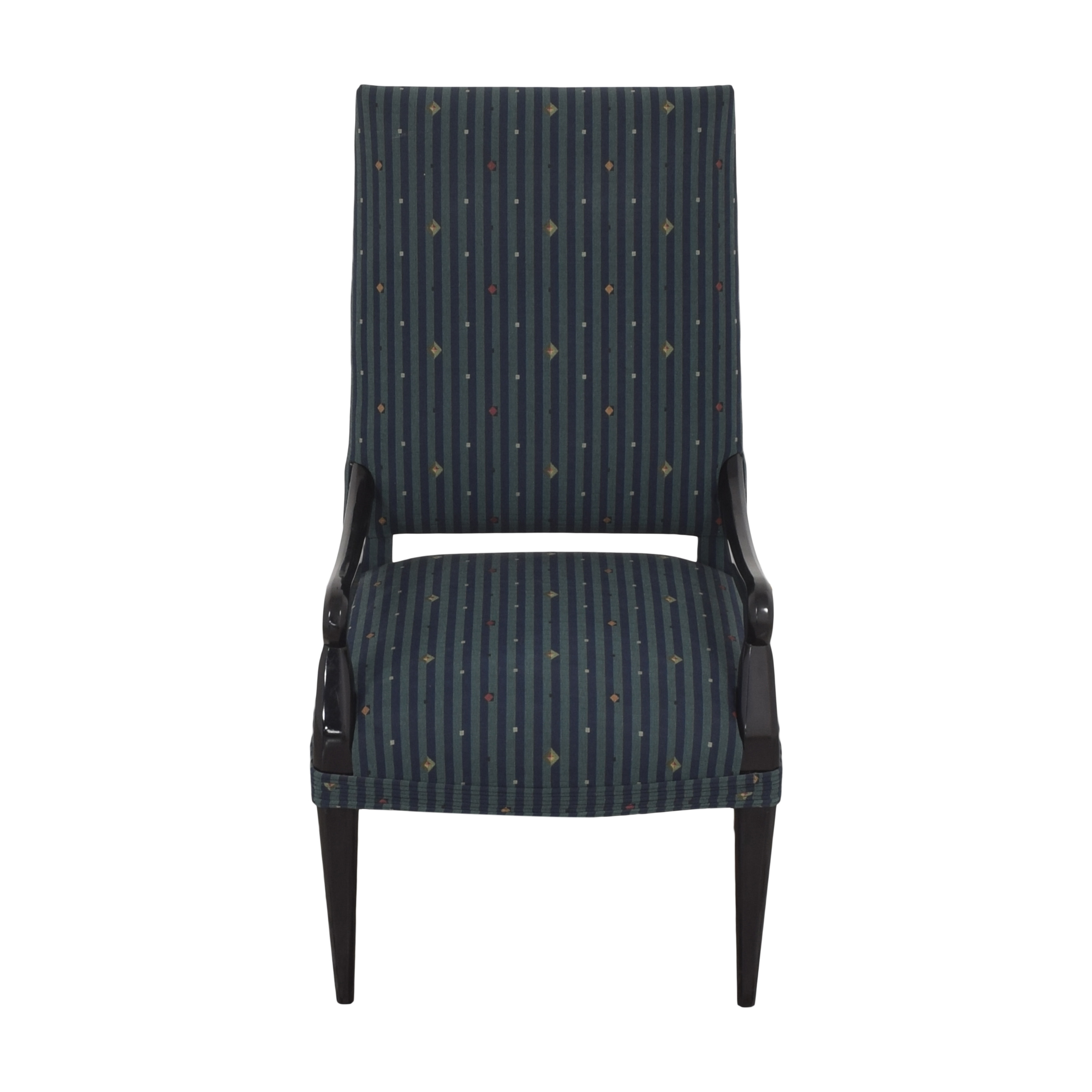shop Custom Upholstered Dining Arm Chair