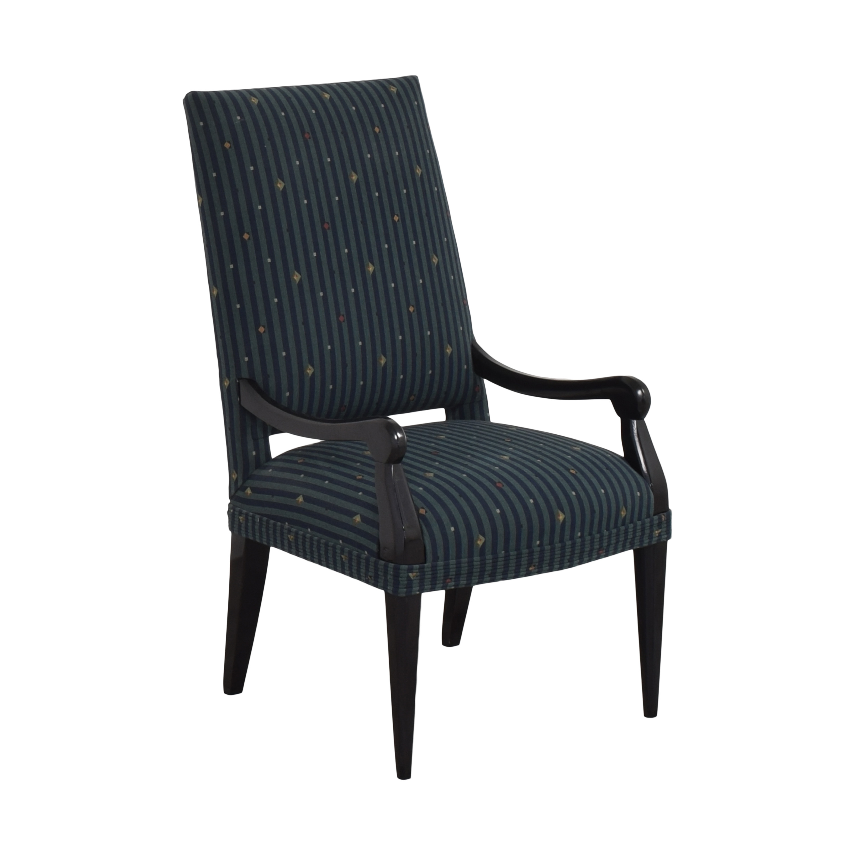 buy Custom Upholstered Dining Arm Chair  Chairs