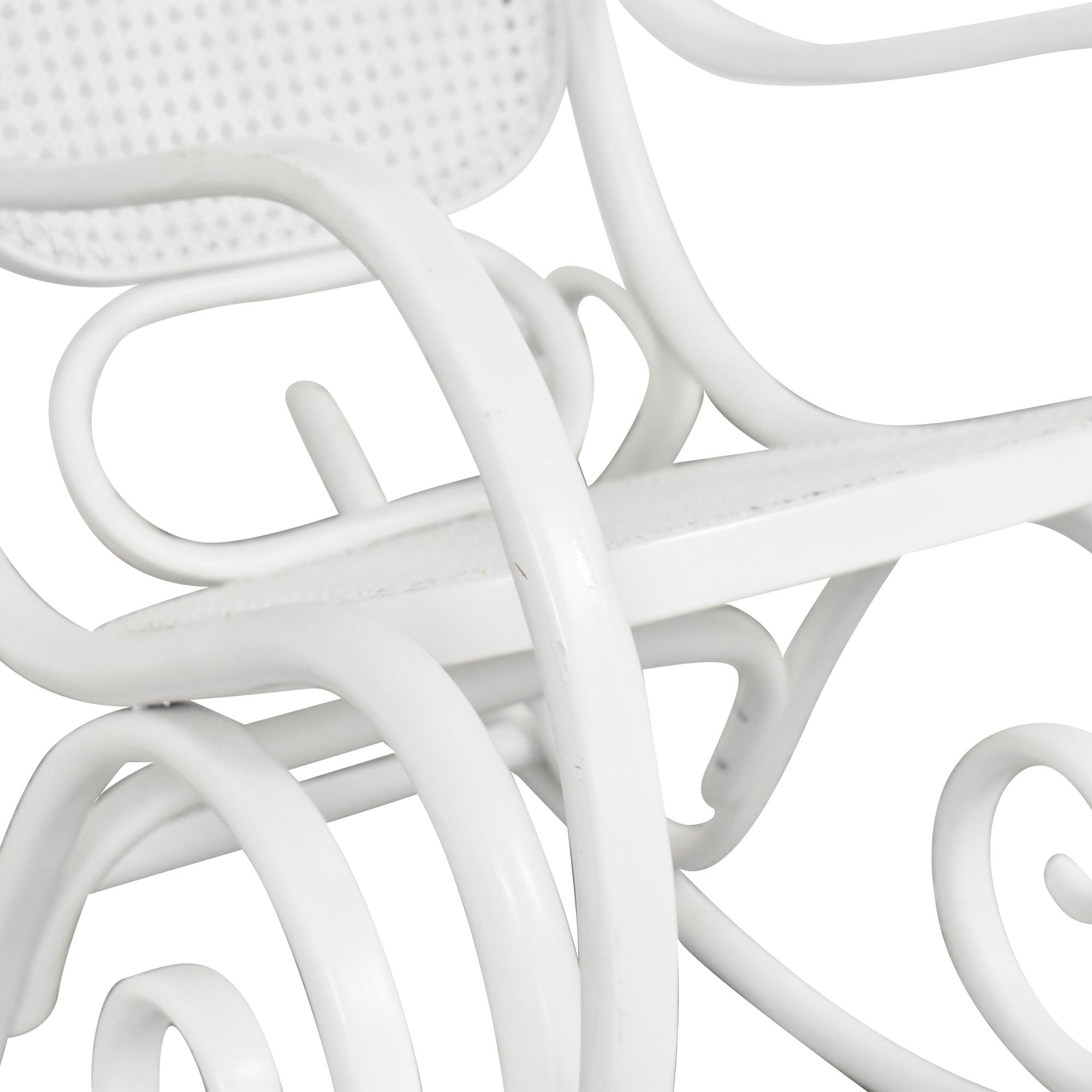 Rocking Arm Chair dimensions