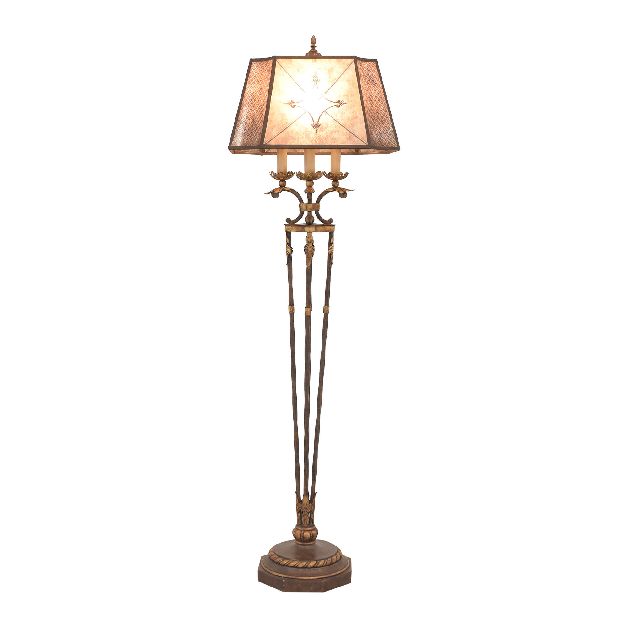 Fine Art Lamps Fine Art Lamps Villa Floor Lamp ct