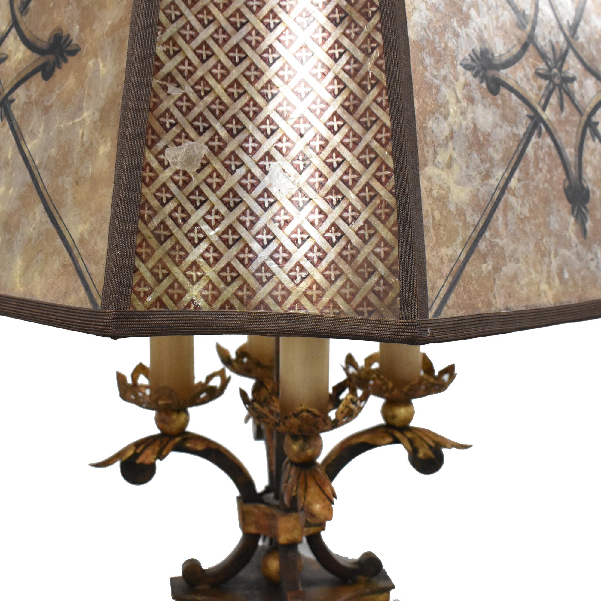 Fine Art Lamps Fine Art Lamps Villa Floor Lamp for sale