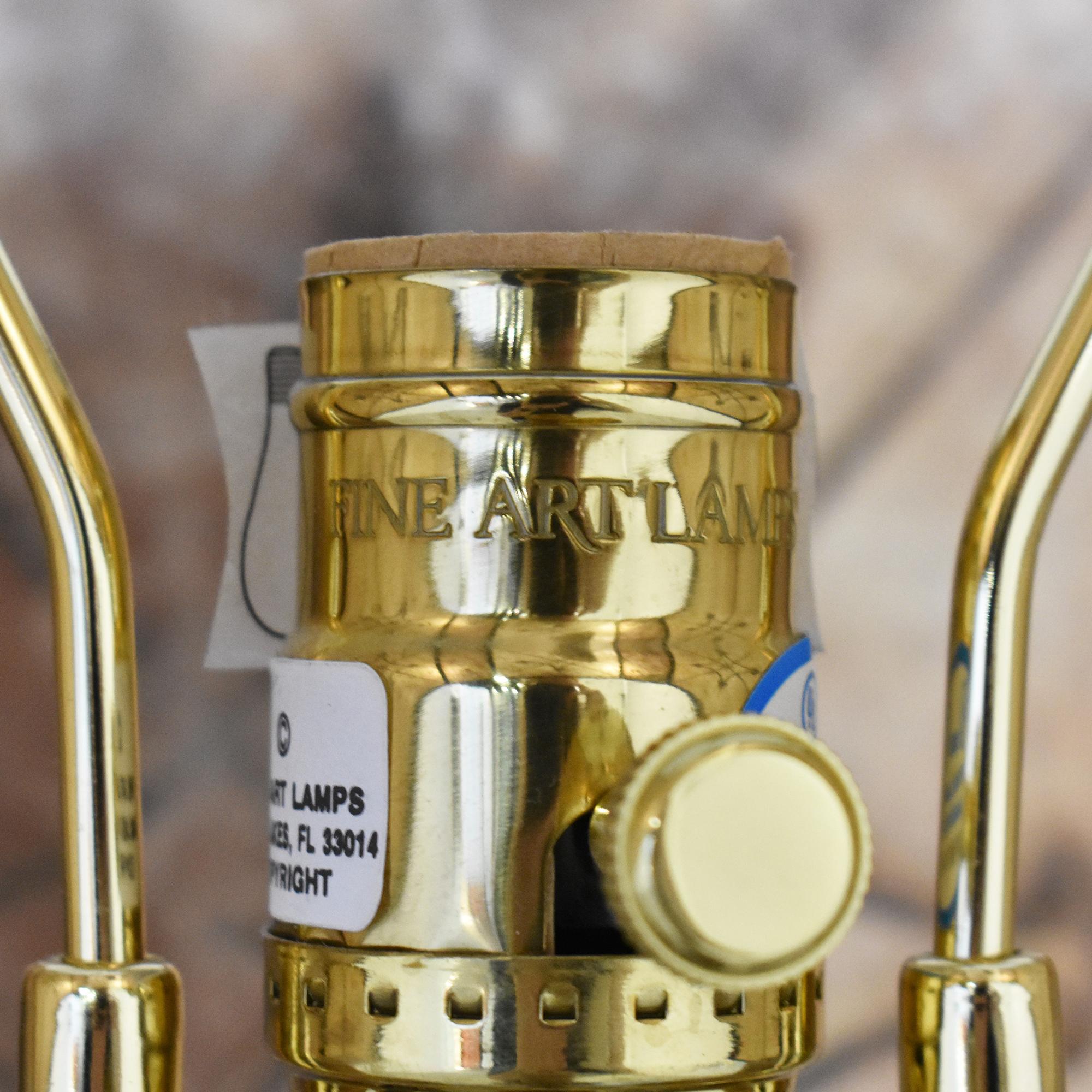 buy Fine Art Lamps Villa Floor Lamp Fine Art Lamps