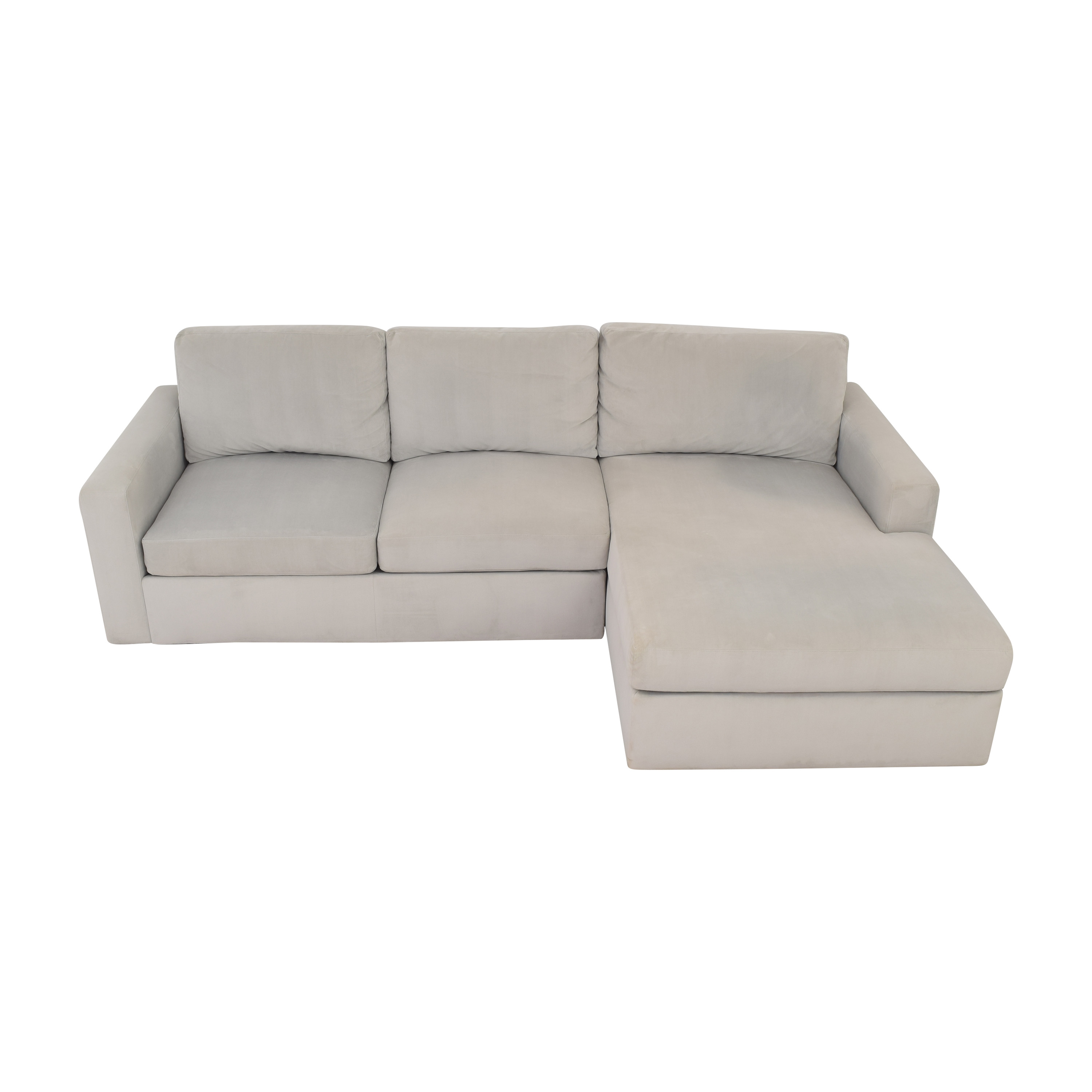 Room & Board Room & Board Modern Sectional Sofa with Chaise second hand
