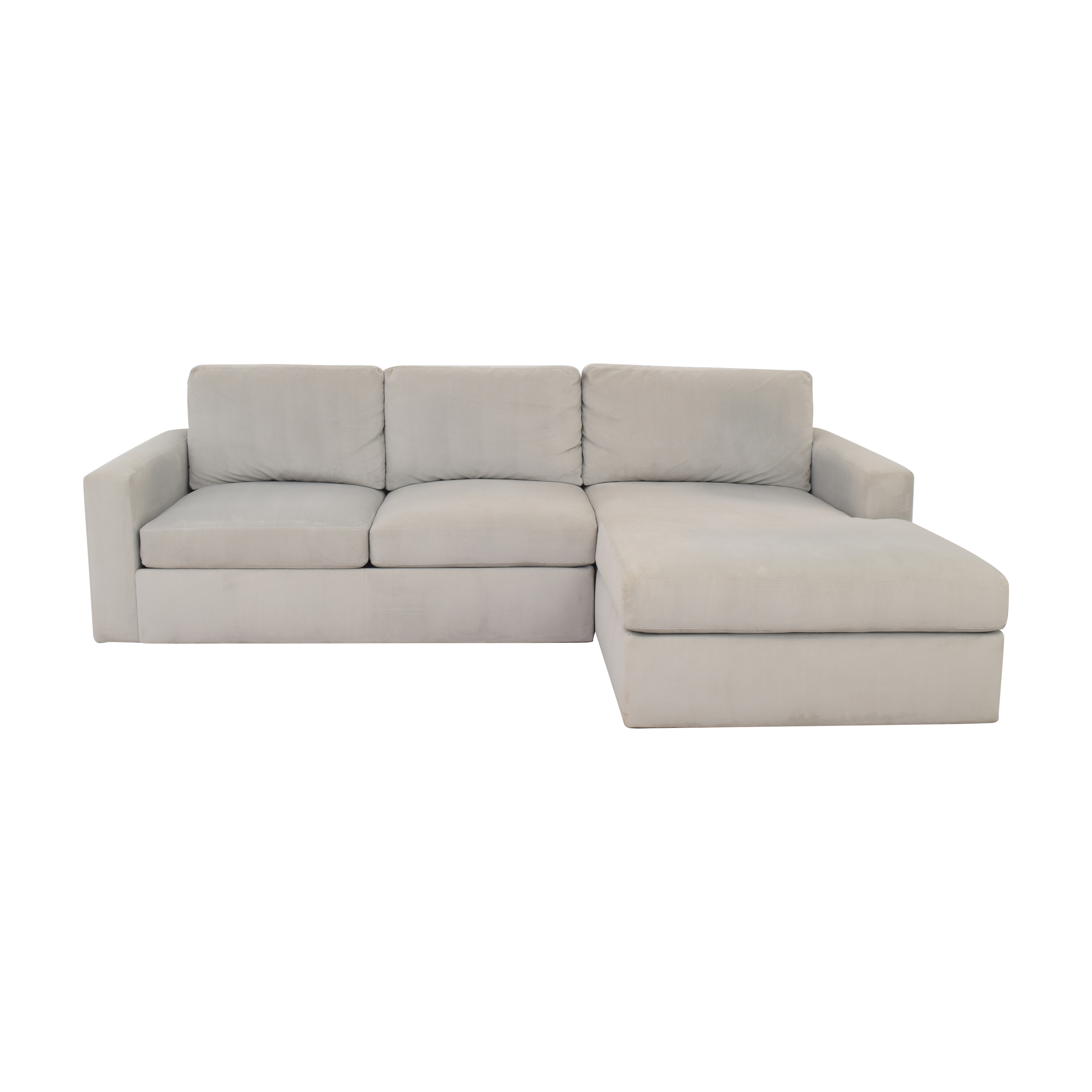 Room & Board Modern Sectional Sofa with Chaise / Sectionals