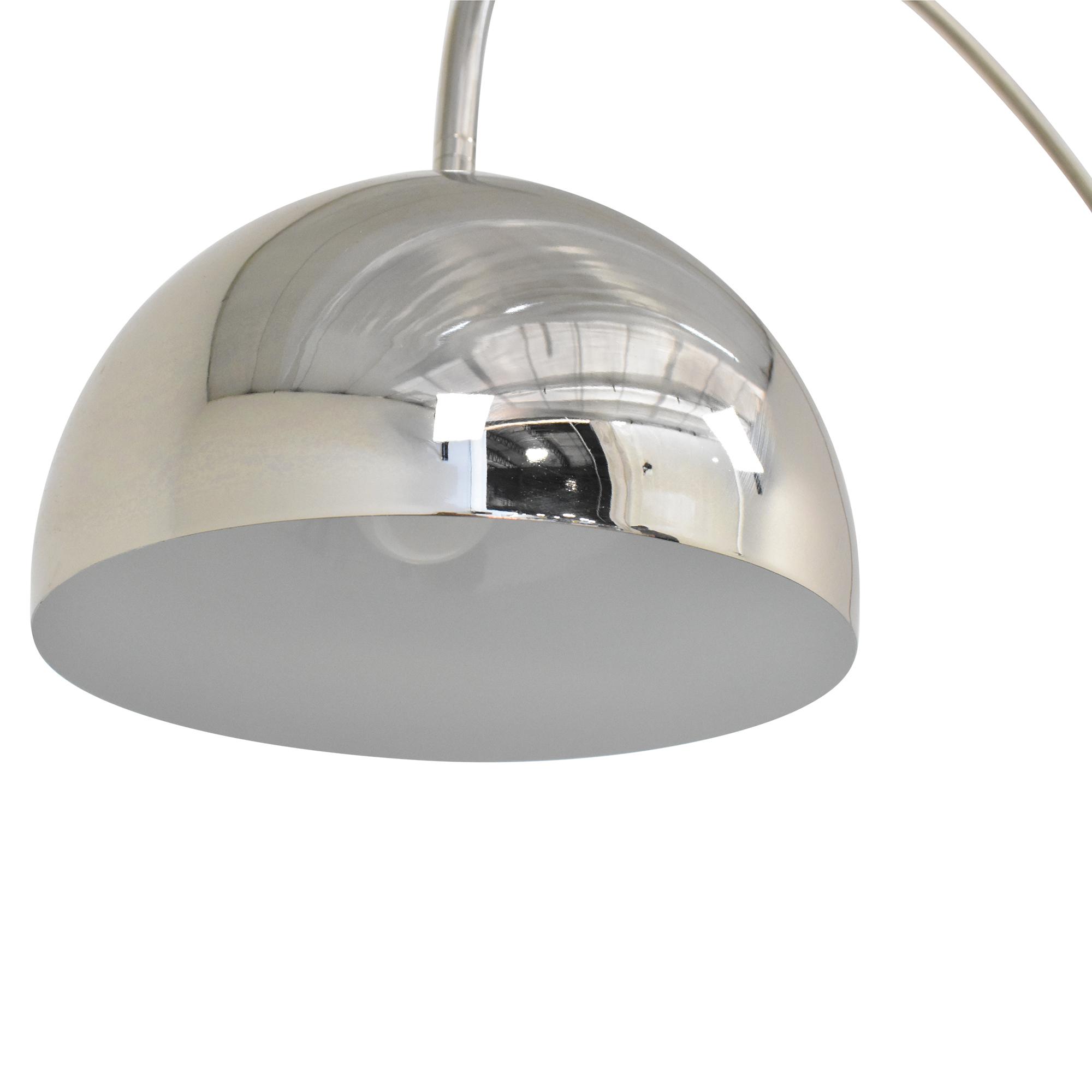 buy West Elm Overarching Floor Lamp West Elm Lamps