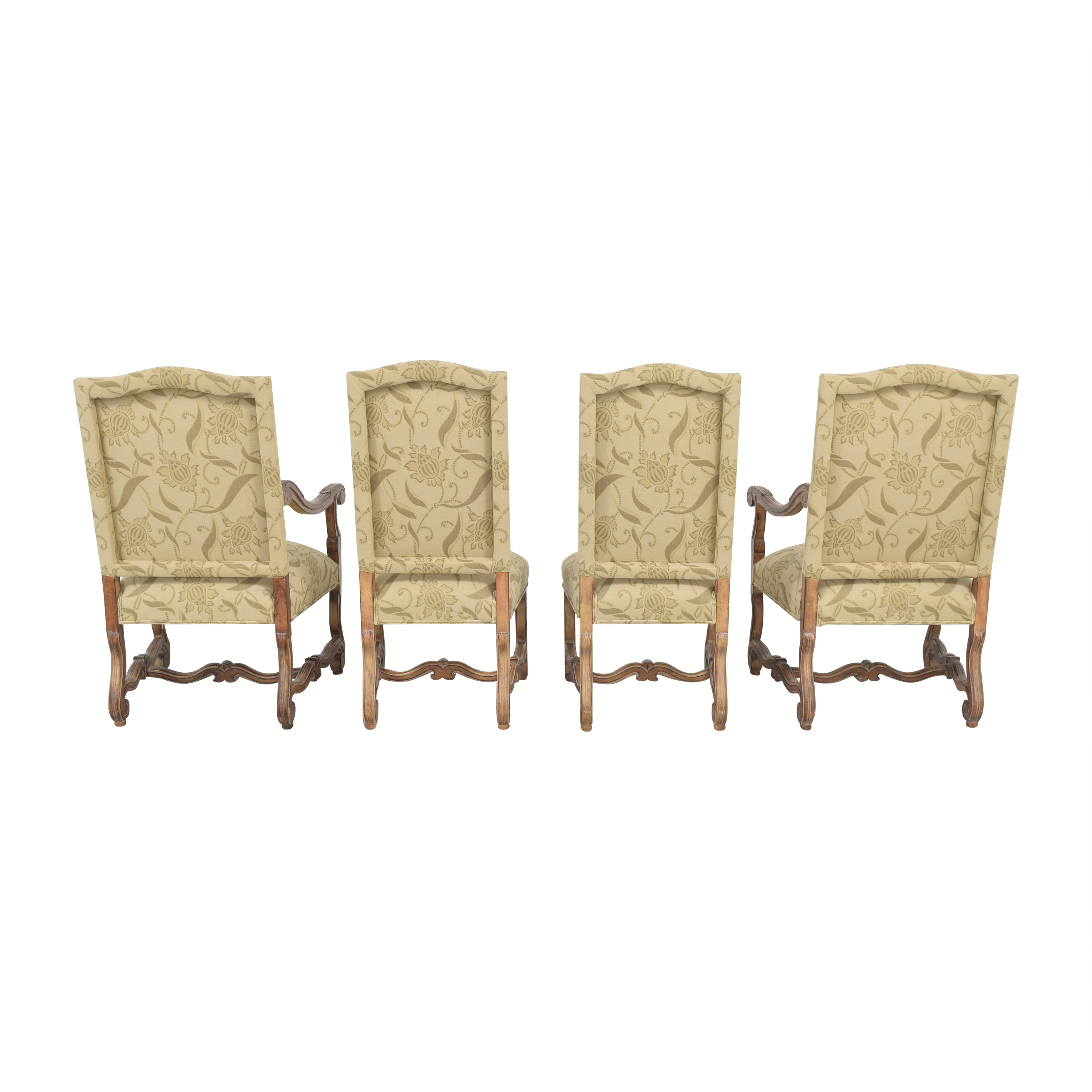 Kreiss Rousseau Dining Chairs sale