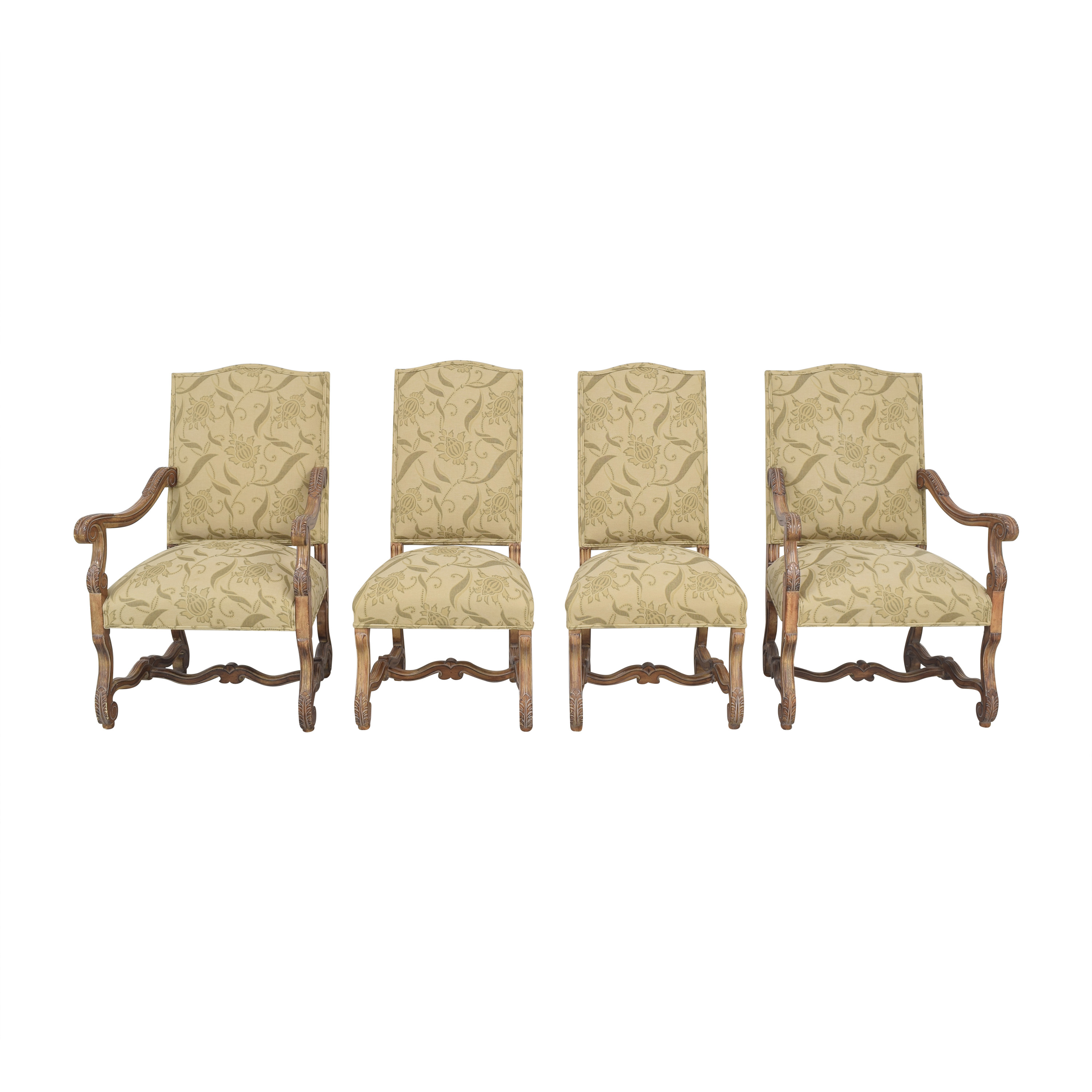 Kreiss Rousseau Dining Chairs / Dining Chairs