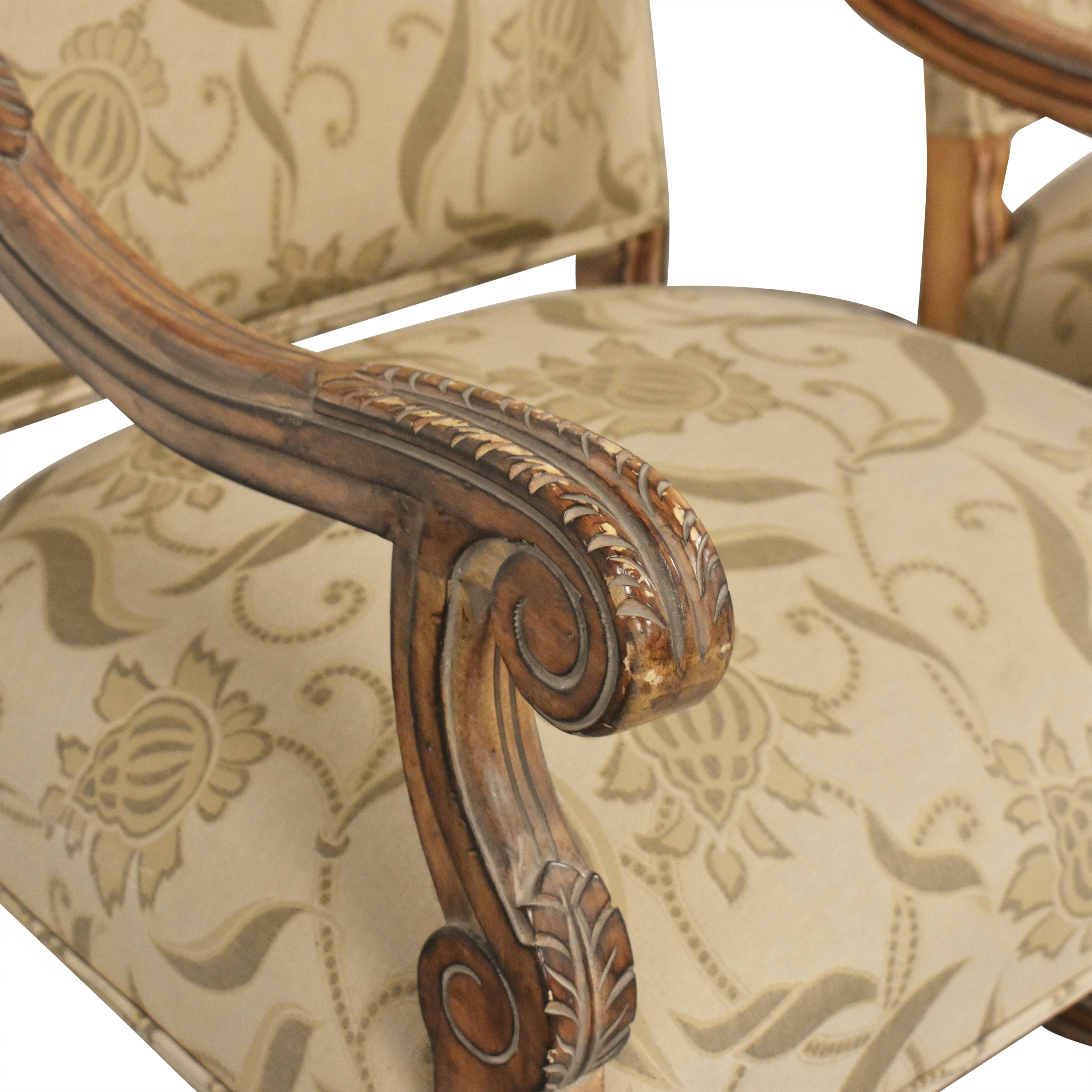 shop Kreiss Rousseau Dining Chairs Kreiss Dining Chairs