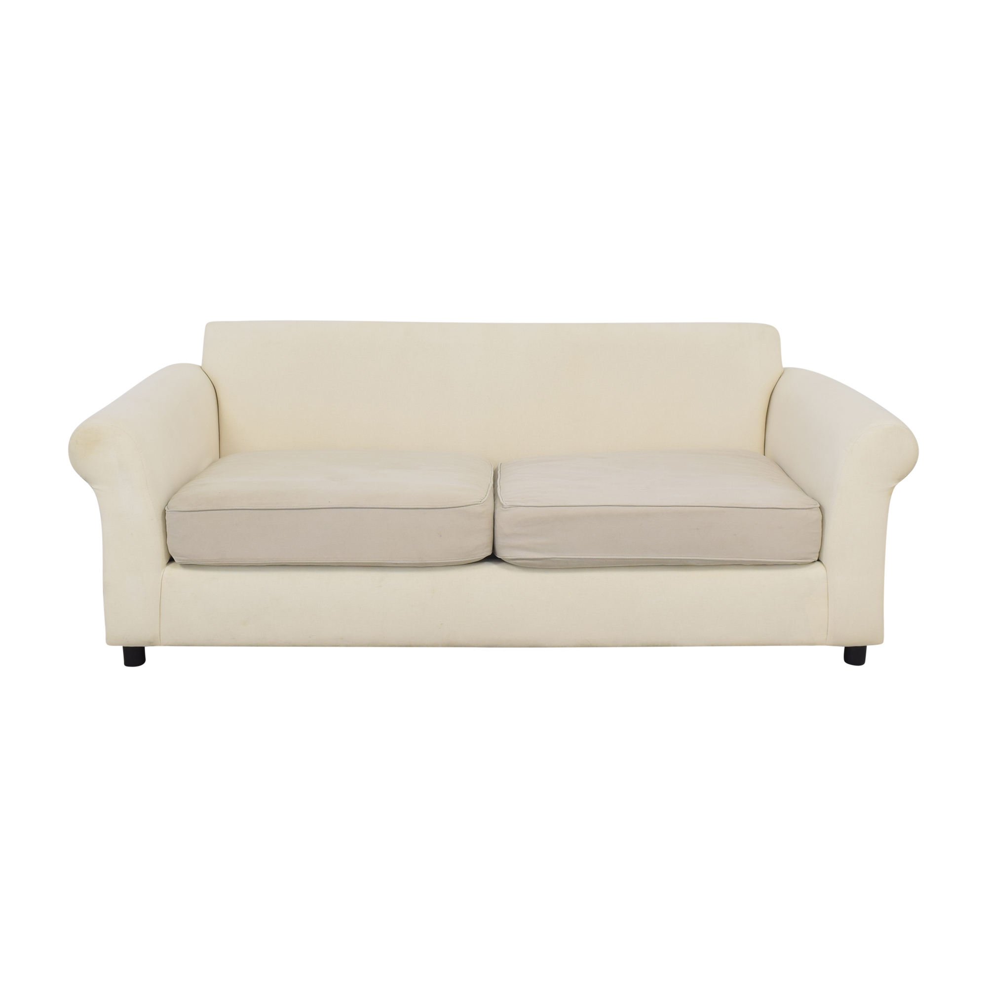 Pottery Barn Comfort Collection Two Cushion Sofa / Classic Sofas
