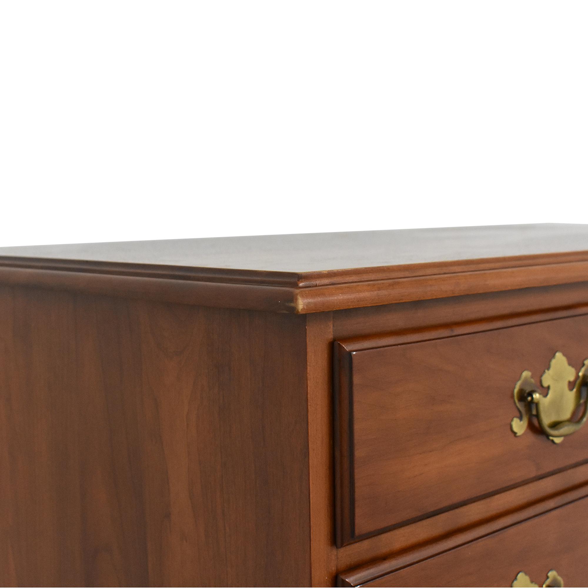 Henkel Harris Henkel Harris Eight Drawer Chest Dressers