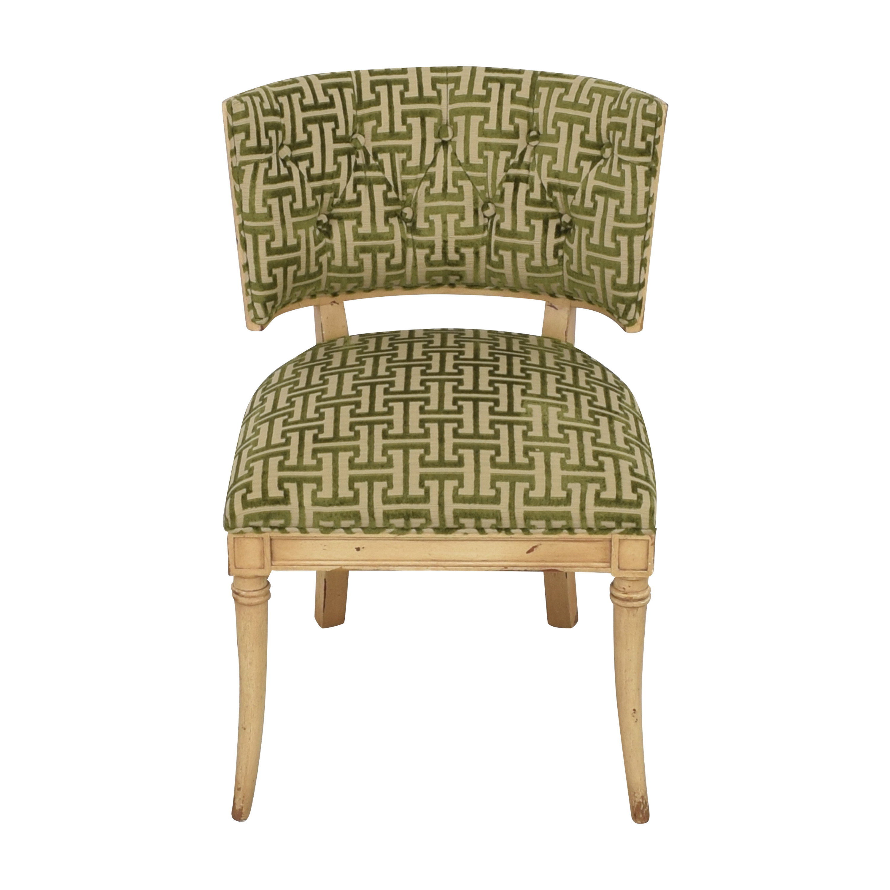 Hickory Chair Hickory Atelier Gabrielle Side Chair for sale