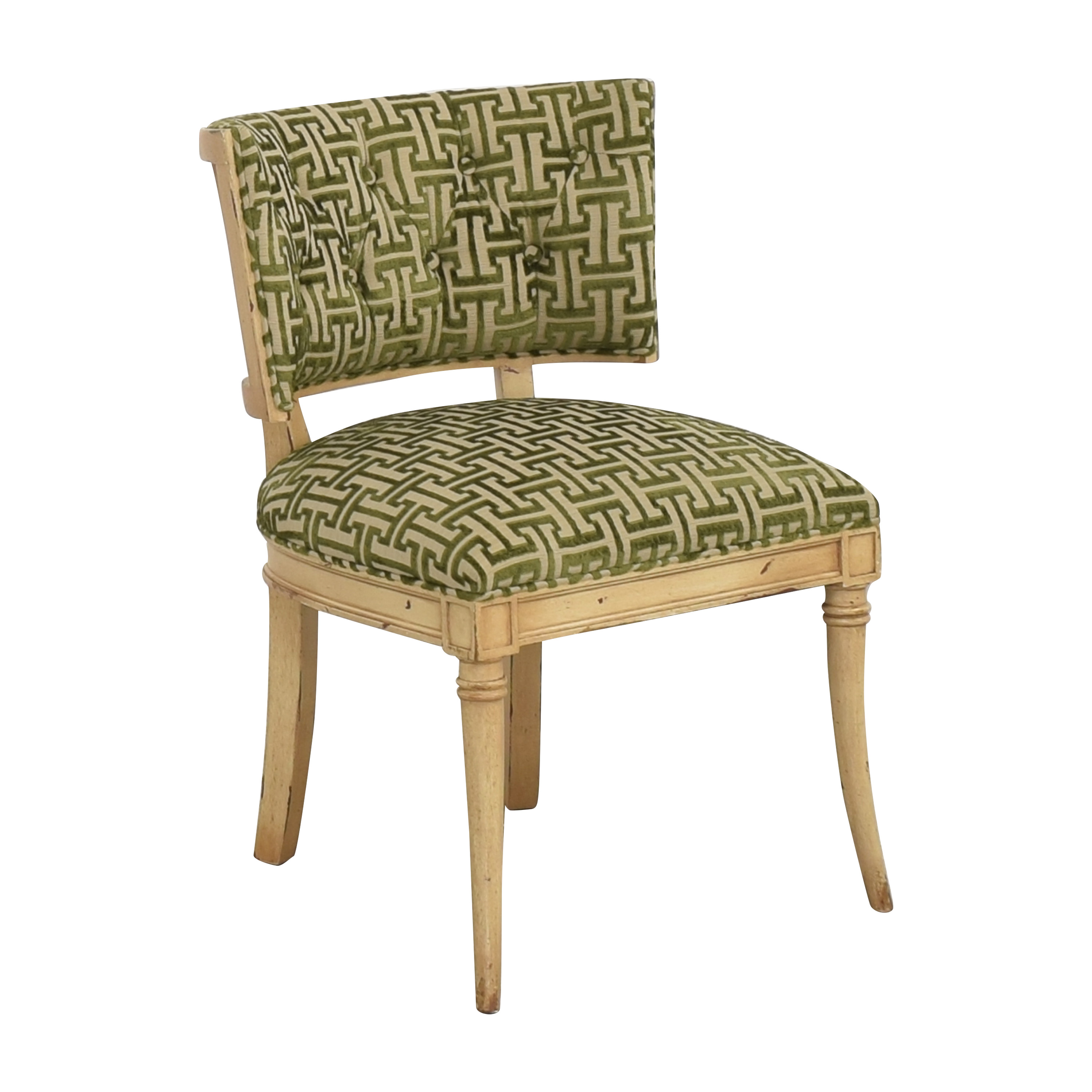 buy Hickory Atelier Gabrielle Side Chair Hickory Chair Accent Chairs