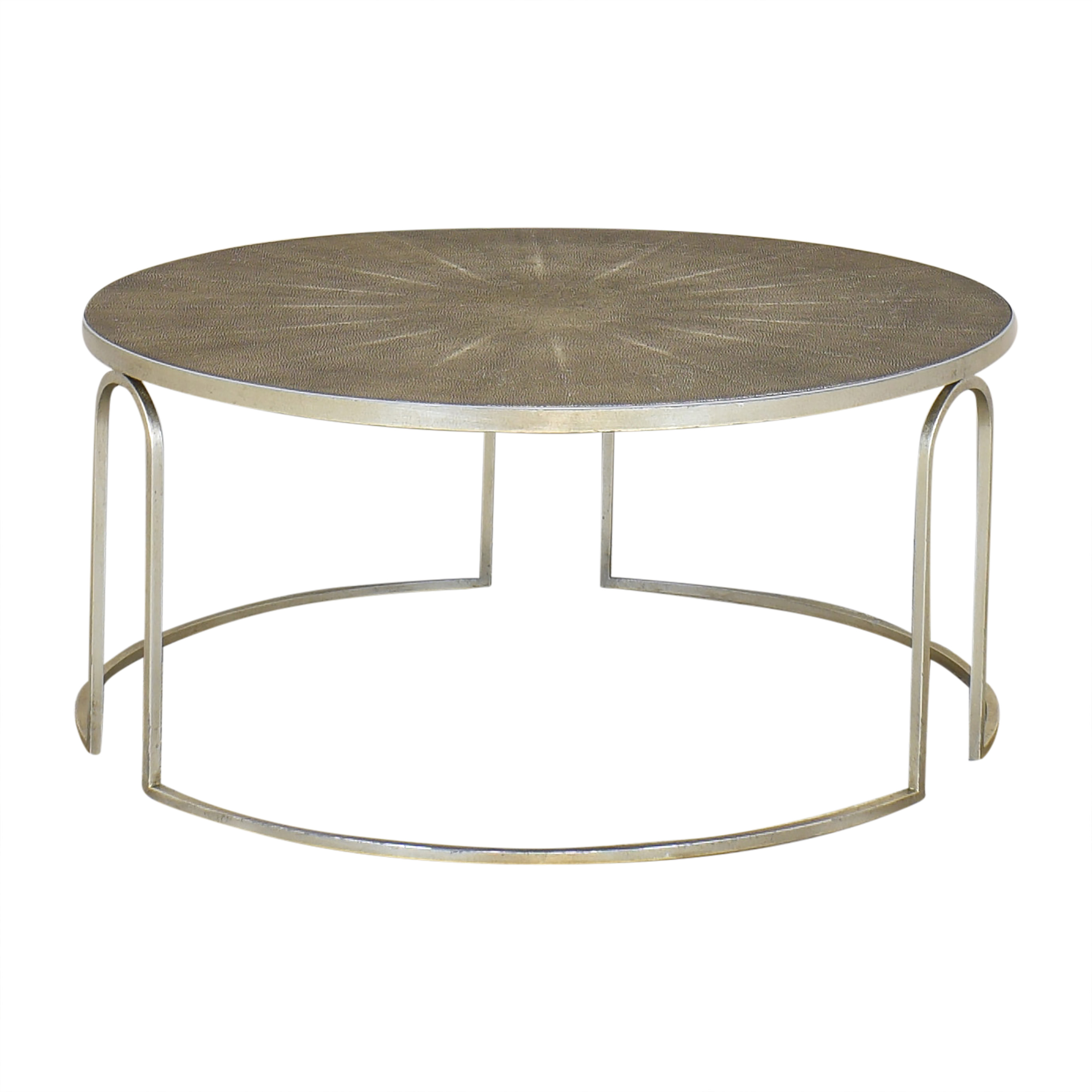 Century Round Coffee Table sale