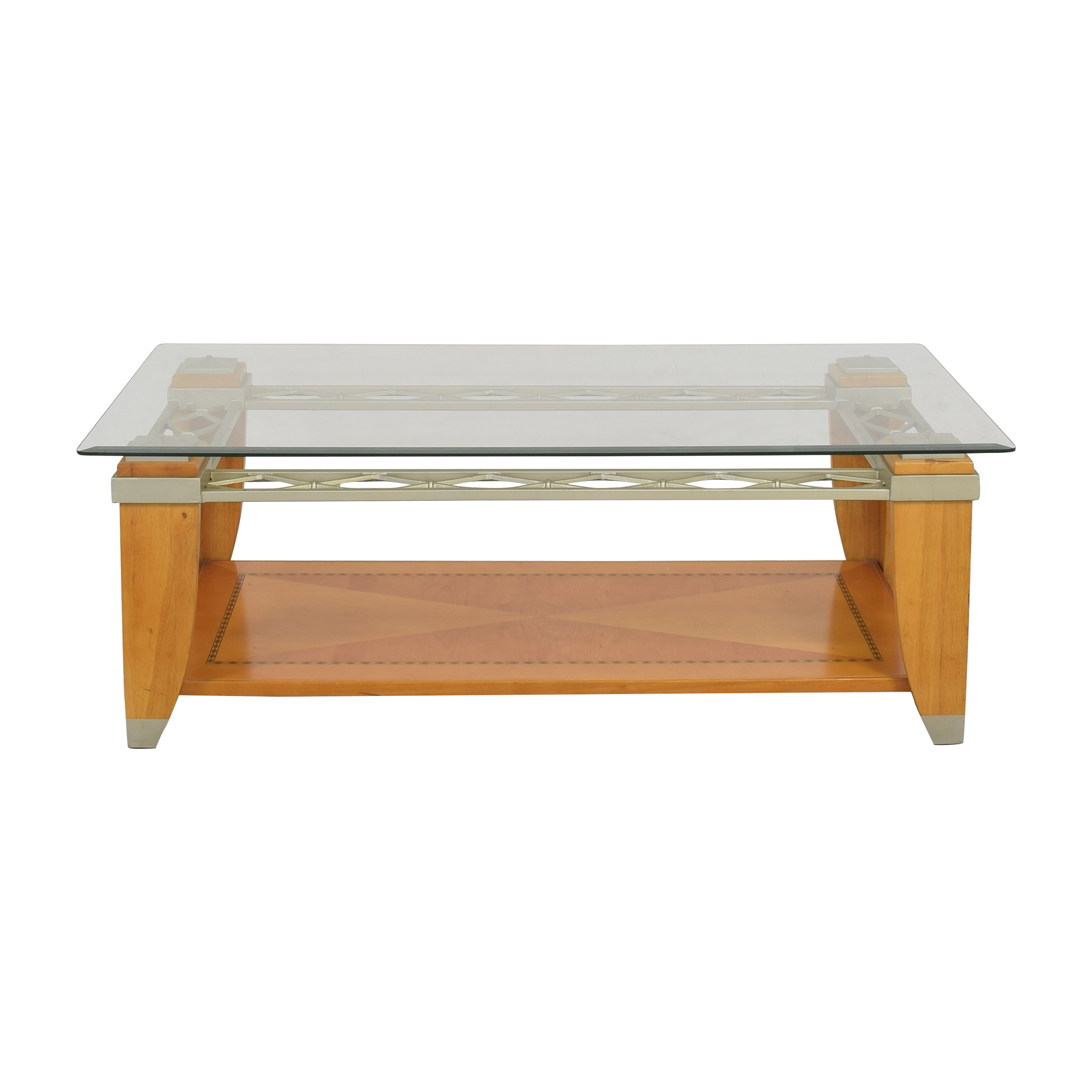 Klaussner Klaussner Tiered Coffee Table ma