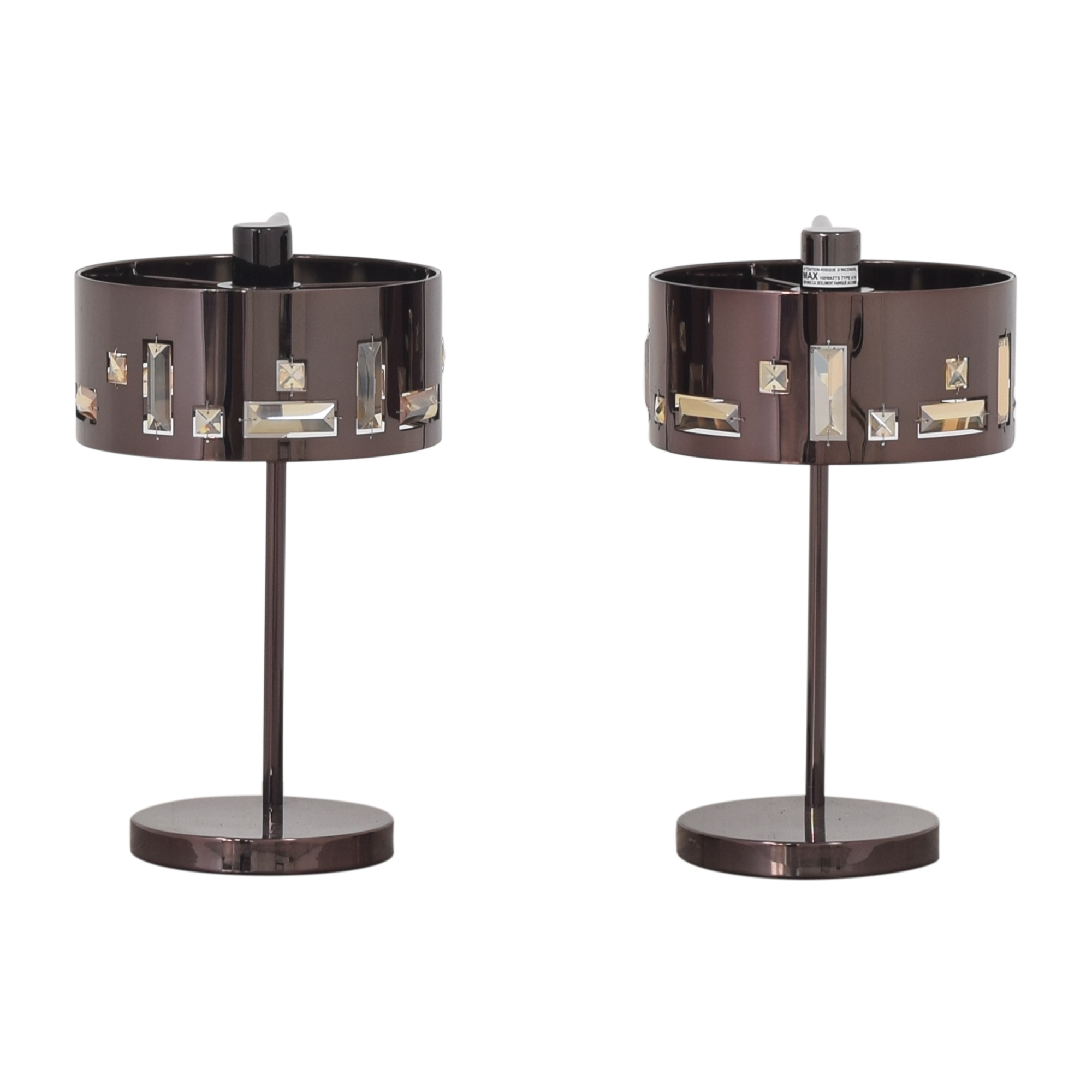 George Kovacs George Kovacs Bling Bang Table Lamps used