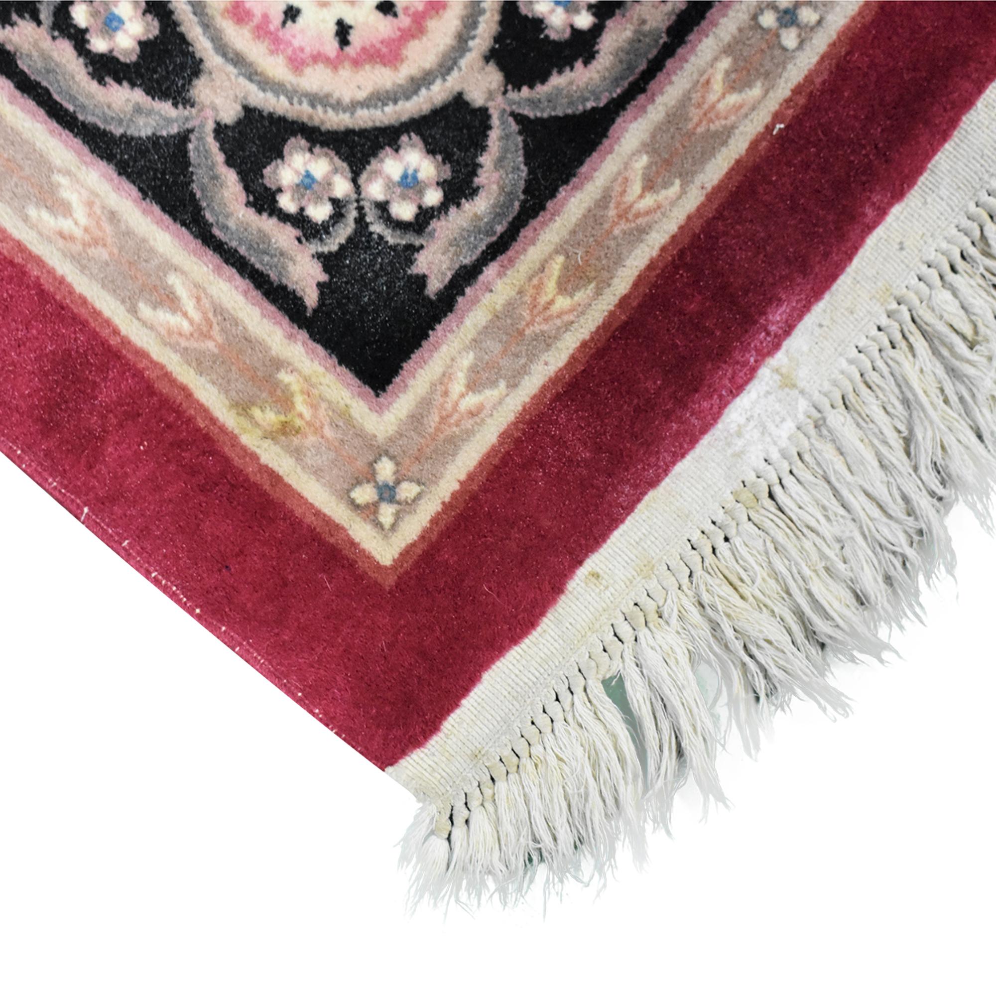 ABC Carpet & Home ABC Carpet & Home Classic Patterned Rug Decor
