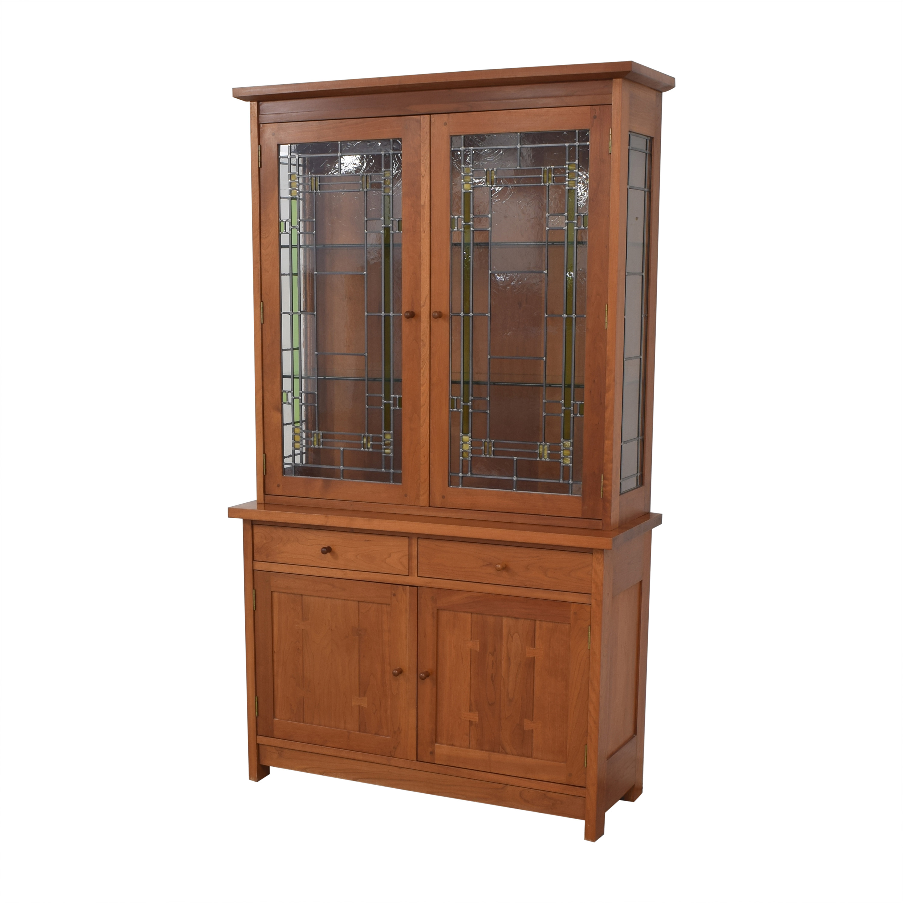 Stickley Lighted China Cabinet Stickley Furniture