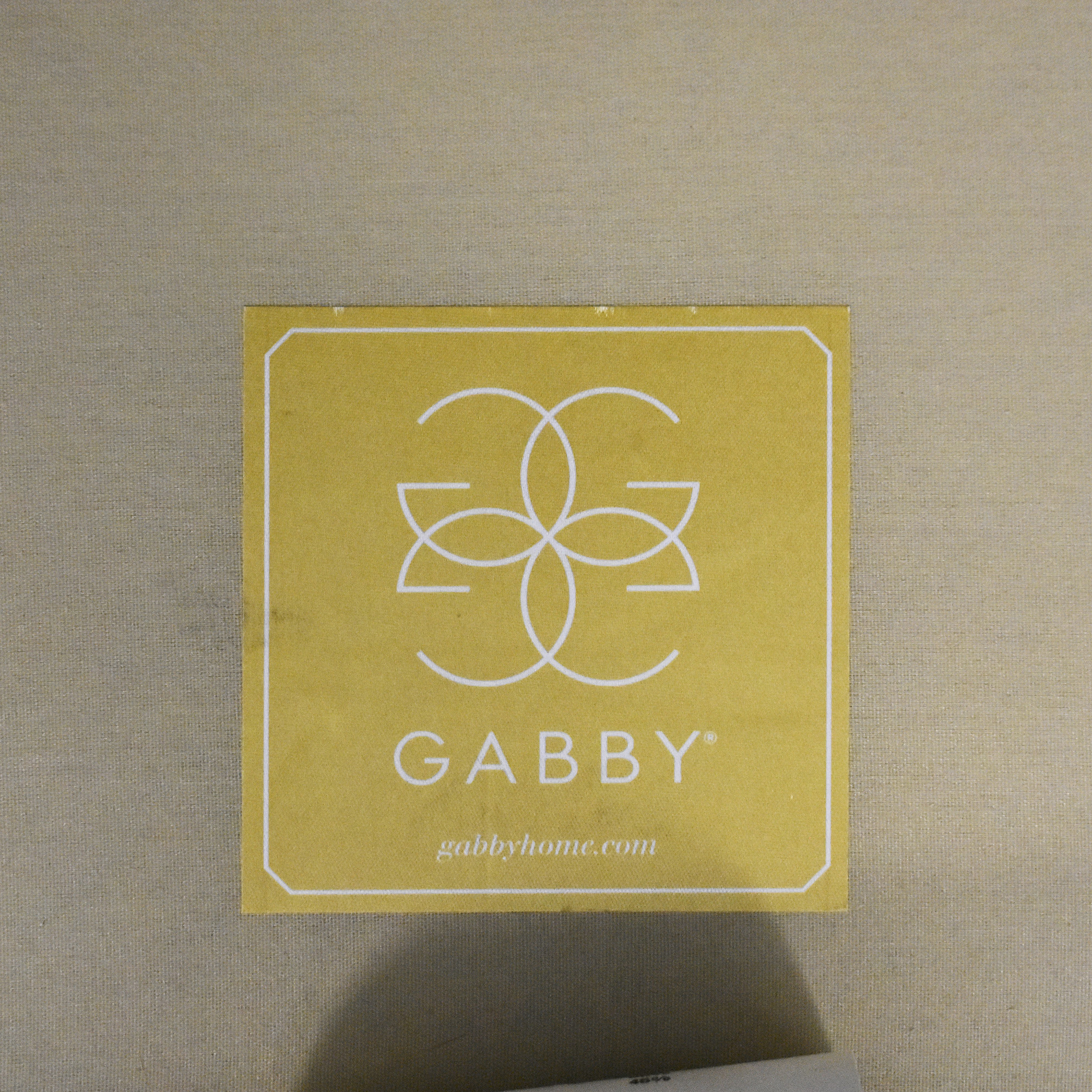 Gabby Home Gabby Home Bench Cushion Sofa pa
