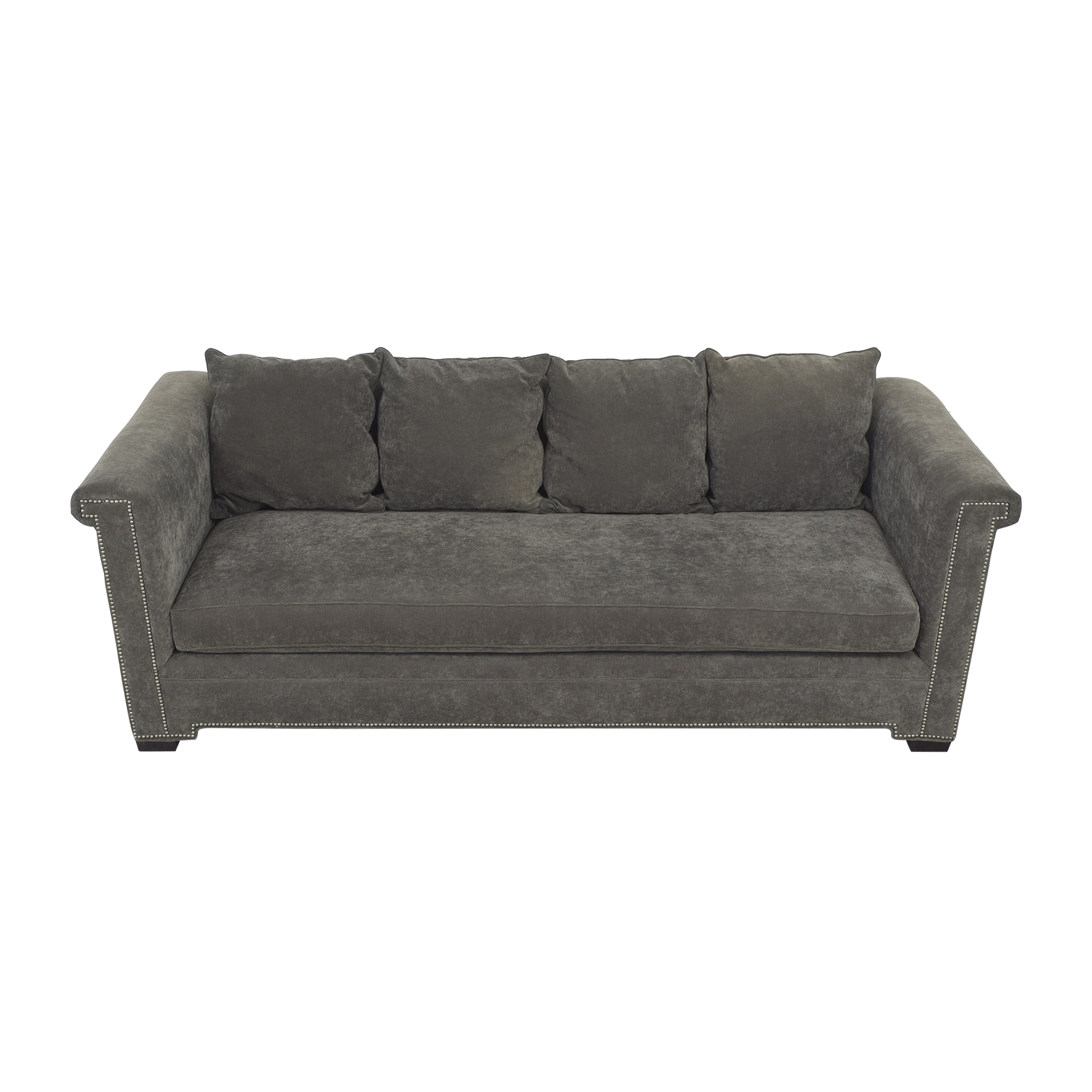 Gabby Home Gabby Home Bench Cushion Sofa nyc