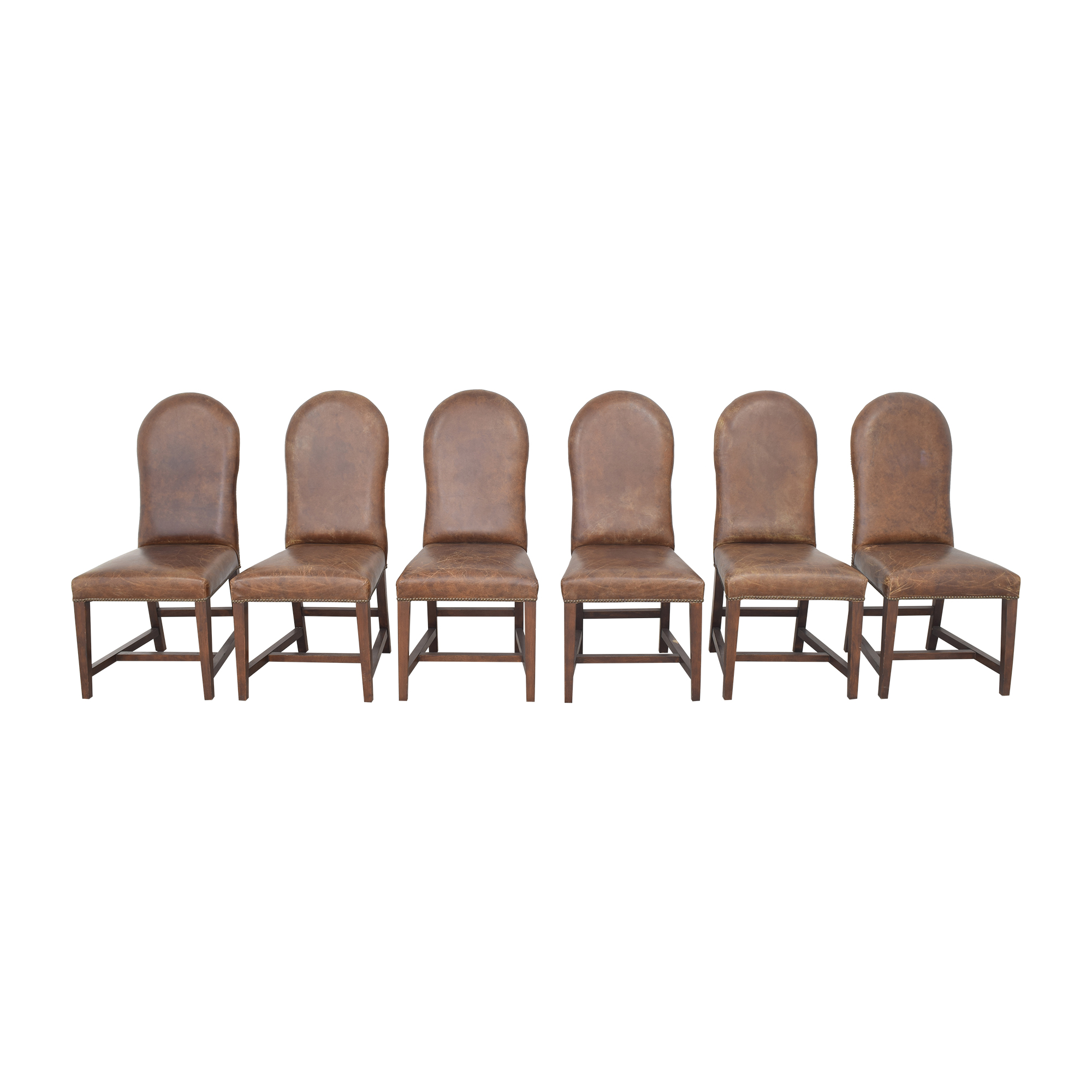 Timothy Oulton Timothy Oulton Upholstered Dining Chairs Dining Chairs
