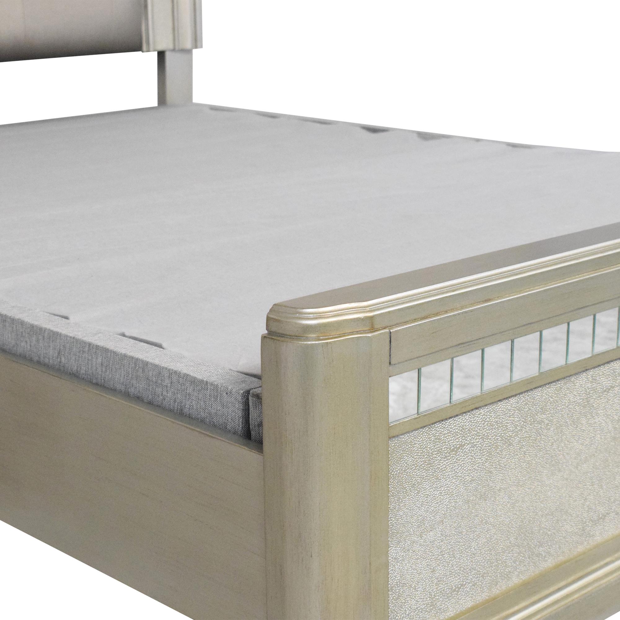 Wayfair Wayfair Annunziata Upholstered Standard Queen Bed used