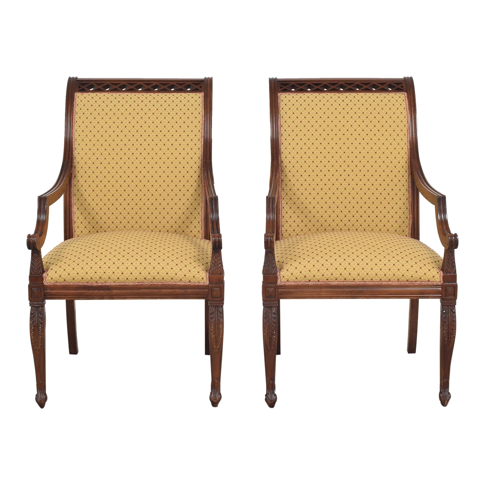 KPS Furnishings KPS Furnishings Custom Dining Arm Chairs ct