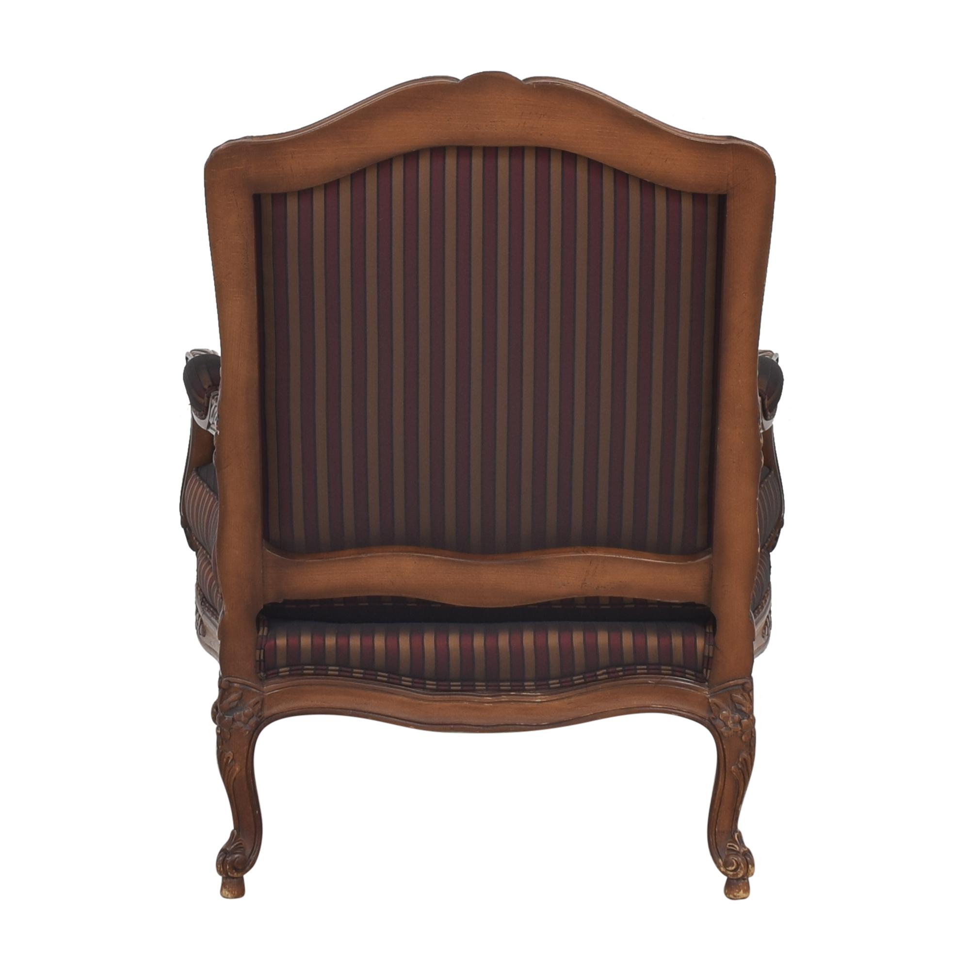 buy Sherrill Furniture Bergere Style Chair Sherrill Furniture Chairs
