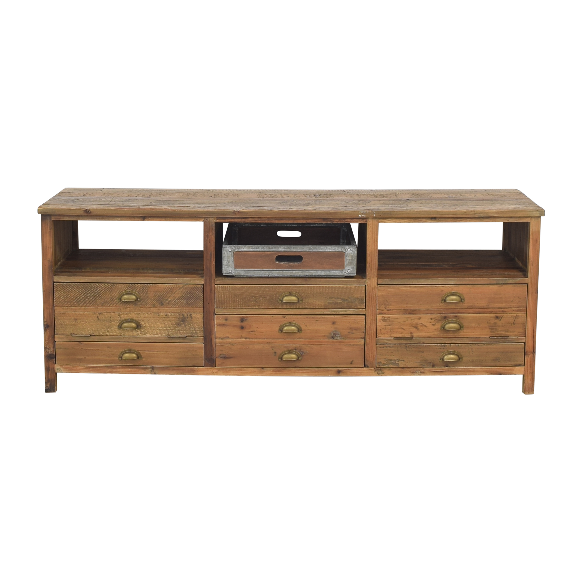Anthropologie Anthropologie Illusoria Media Console dimensions