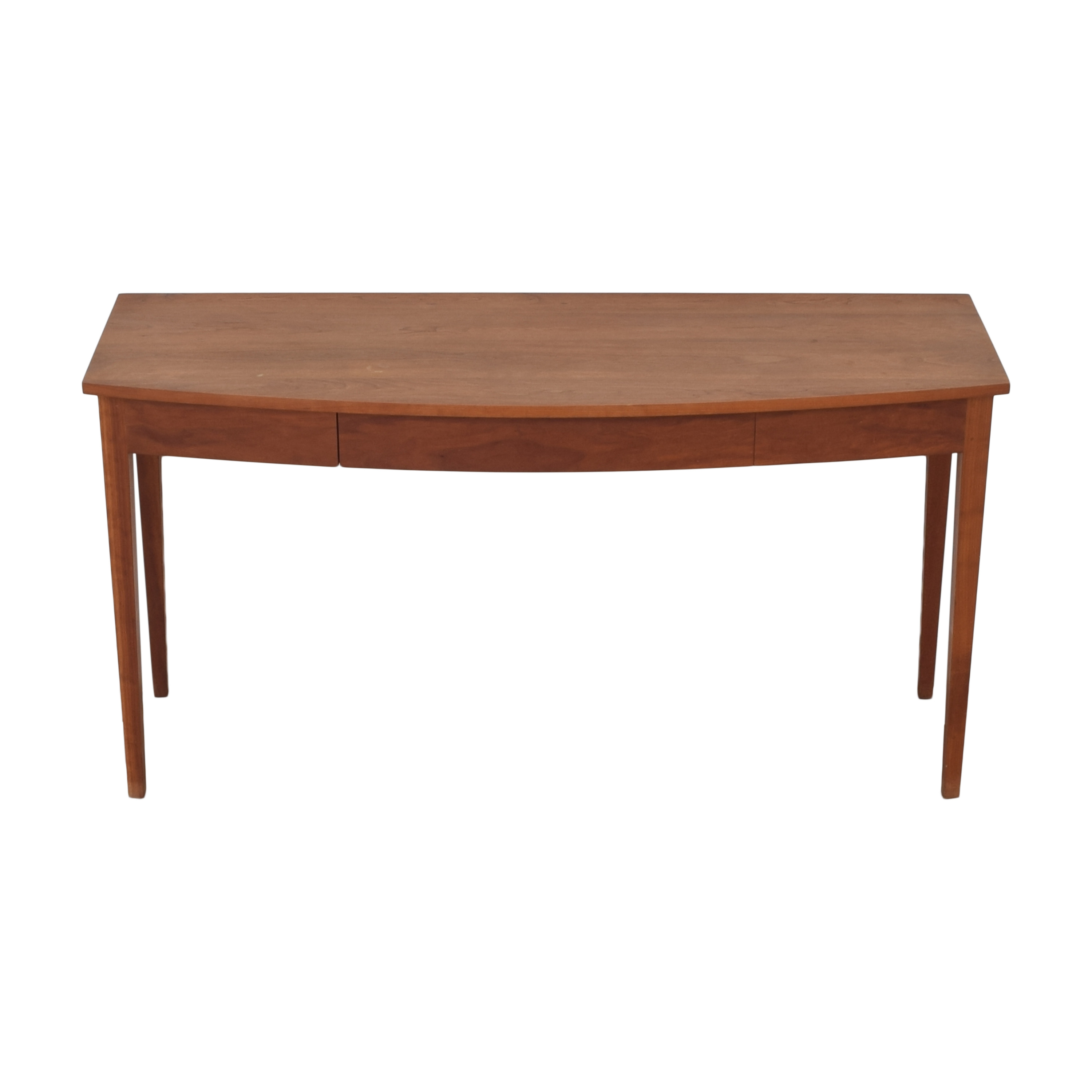 Thos. Moser Thos. Moser Bowfront Glove Table Accent Tables