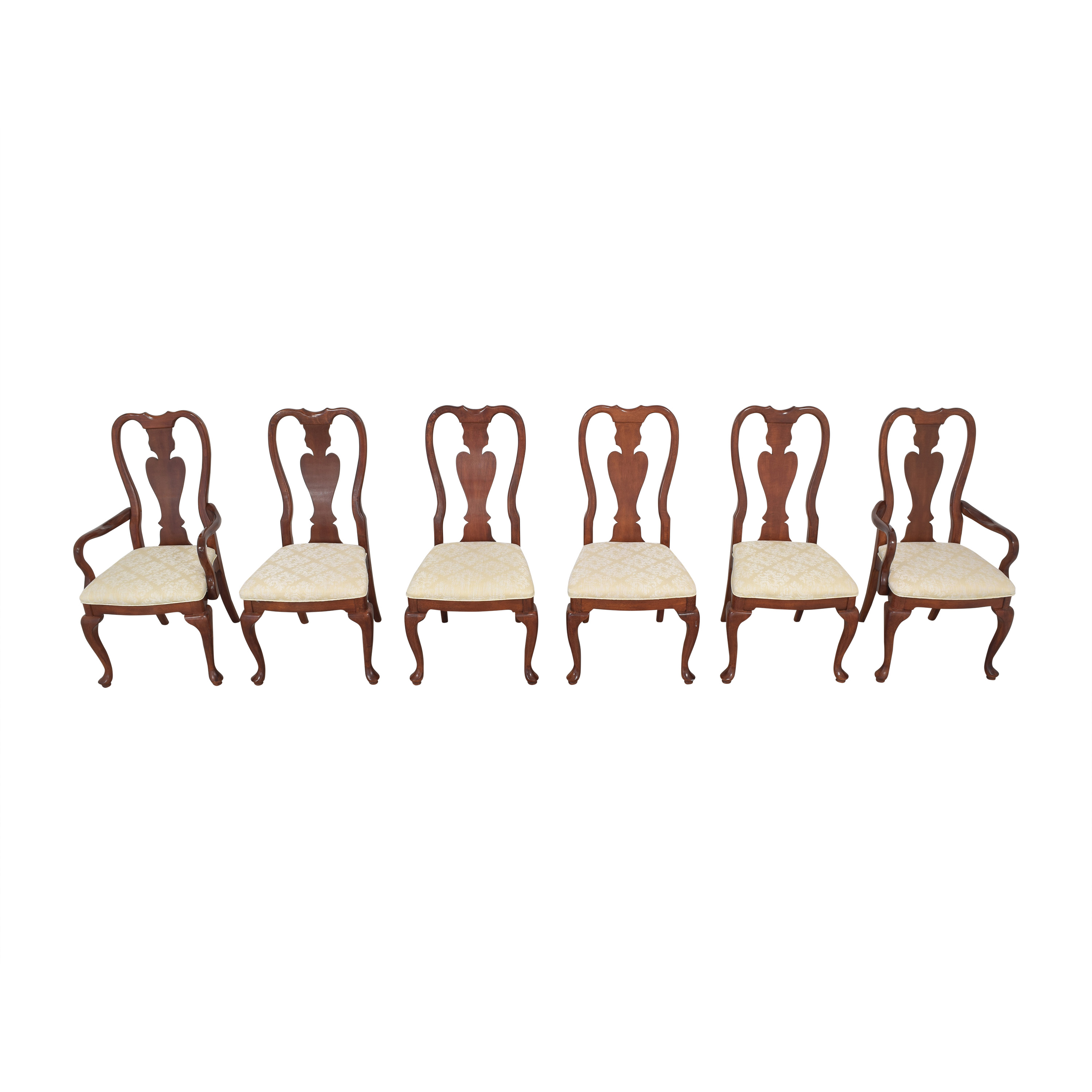 shop Universal Furniture Queen Anne Dining Chairs Universal Furniture