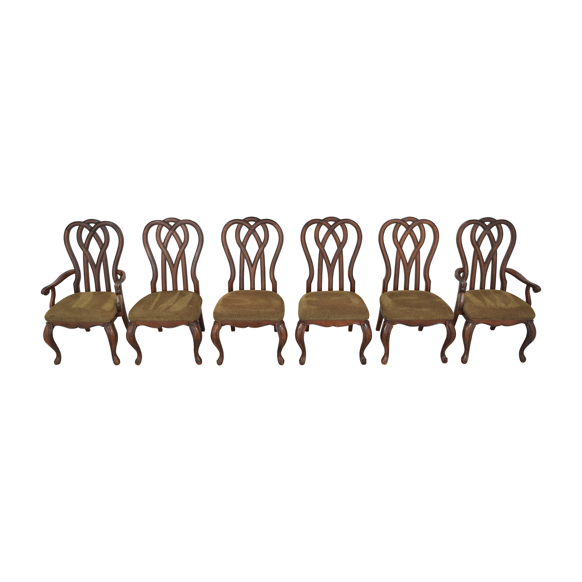 Legacy Classic Furniture Legacy Classic Furniture Ribbon Back Dining Chairs nyc