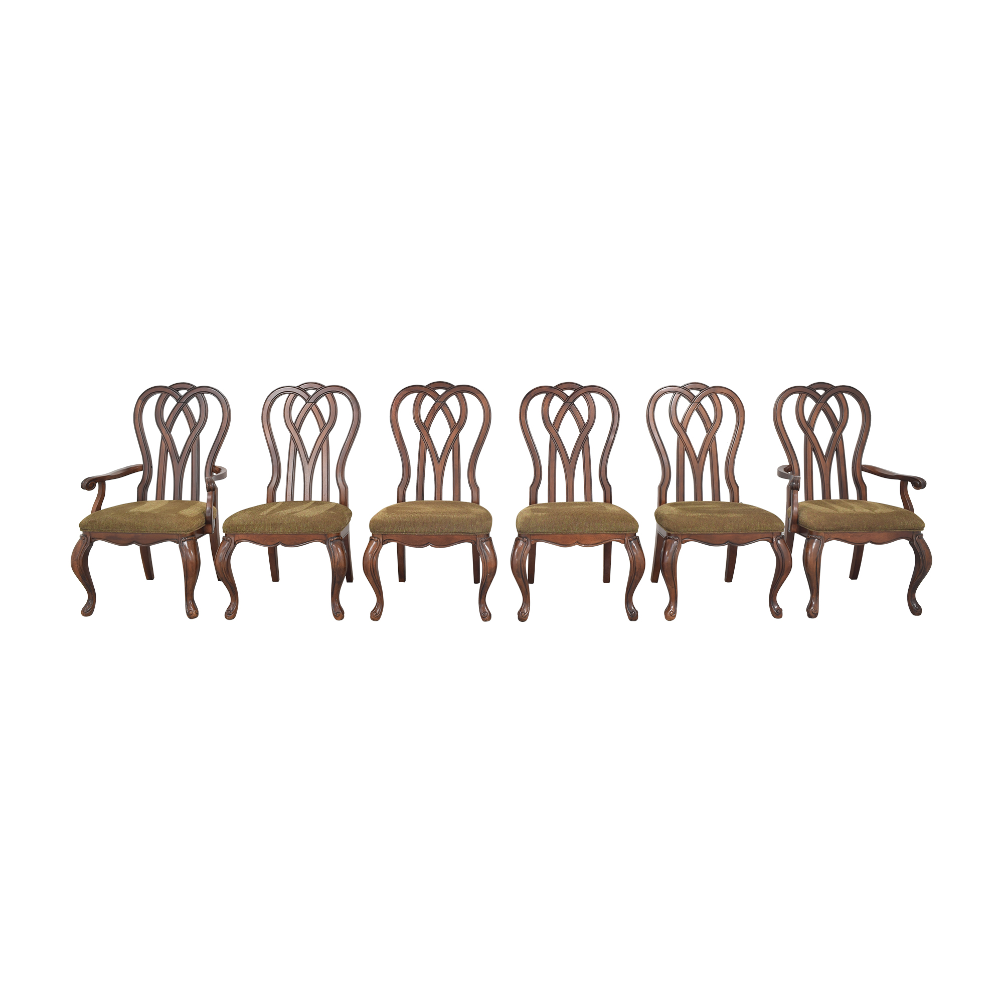 buy Legacy Classic Furniture Ribbon Back Dining Chairs Legacy Classic Furniture Dining Chairs
