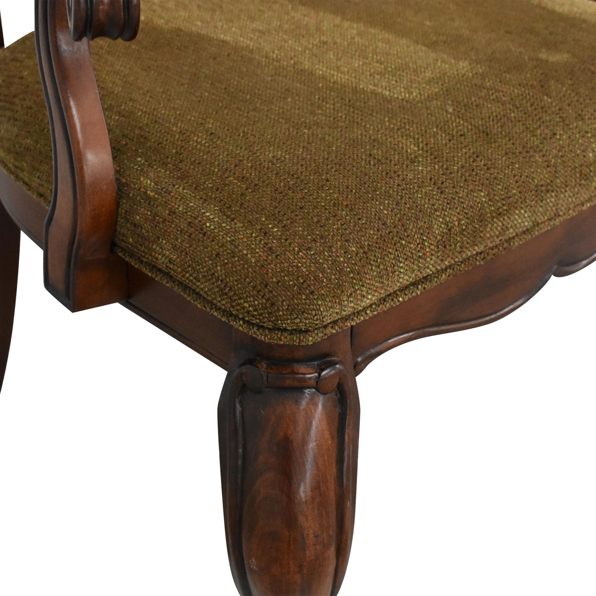 shop Legacy Classic Furniture Ribbon Back Dining Chairs Legacy Classic Furniture Chairs