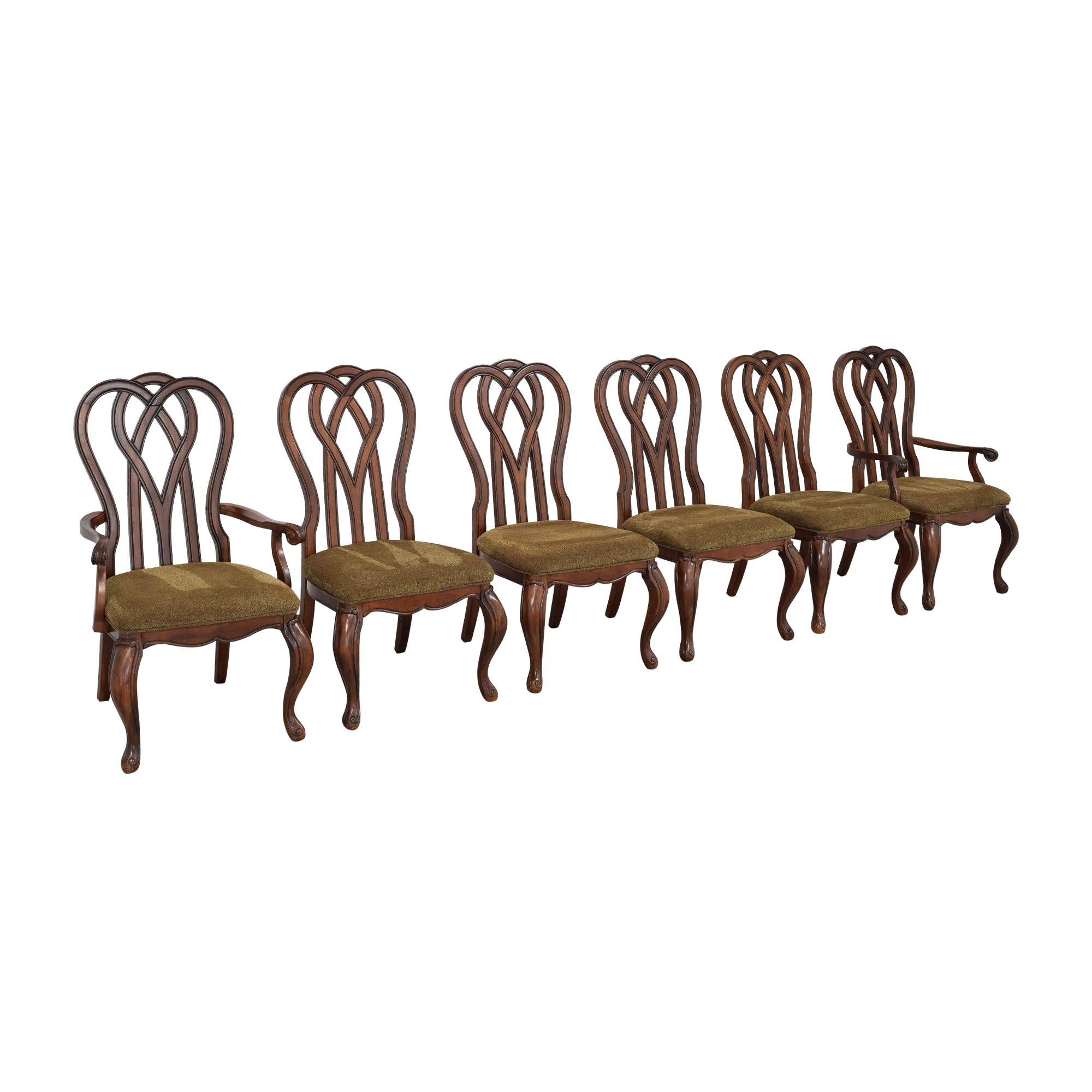 Legacy Classic Furniture Legacy Classic Furniture Ribbon Back Dining Chairs nj