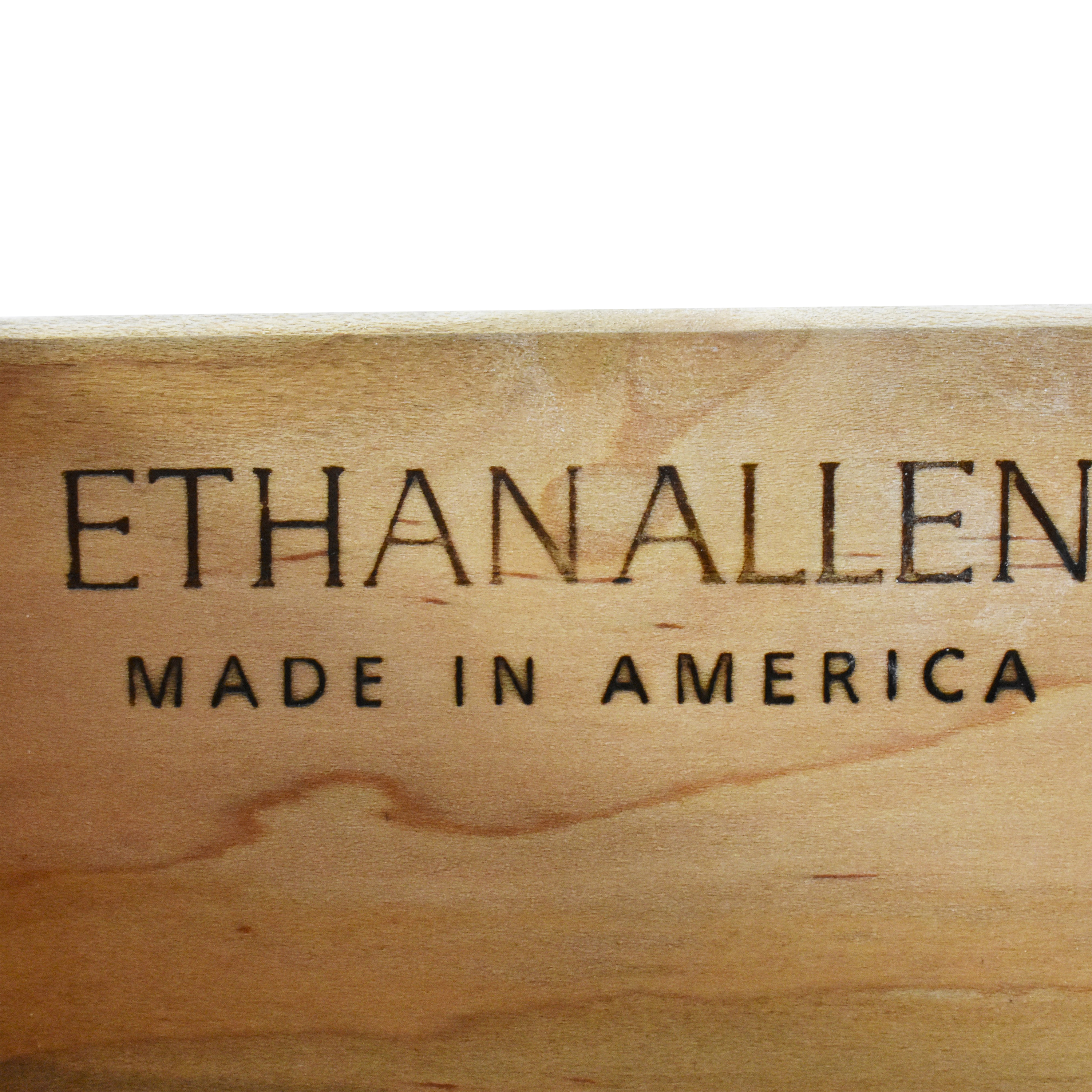 Ethan Allen Ethan Allen French Country Sideboard Baker's Rack ma