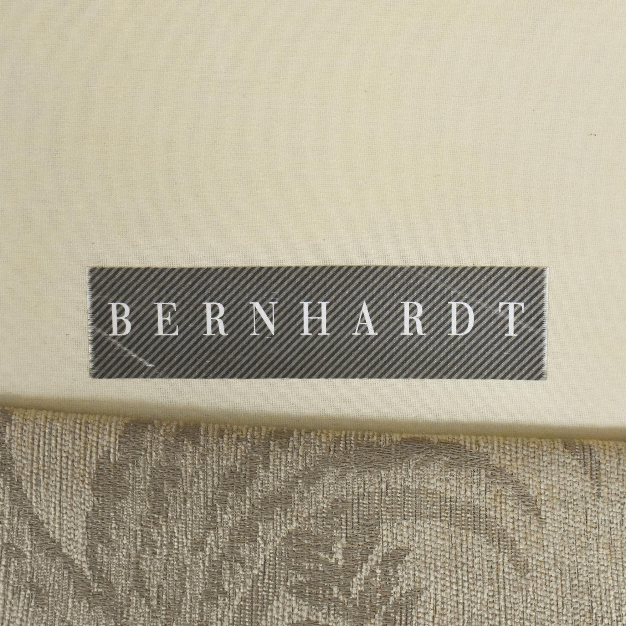 Bernhardt Bernhardt Roll Arm Three Cushion Sofa second hand