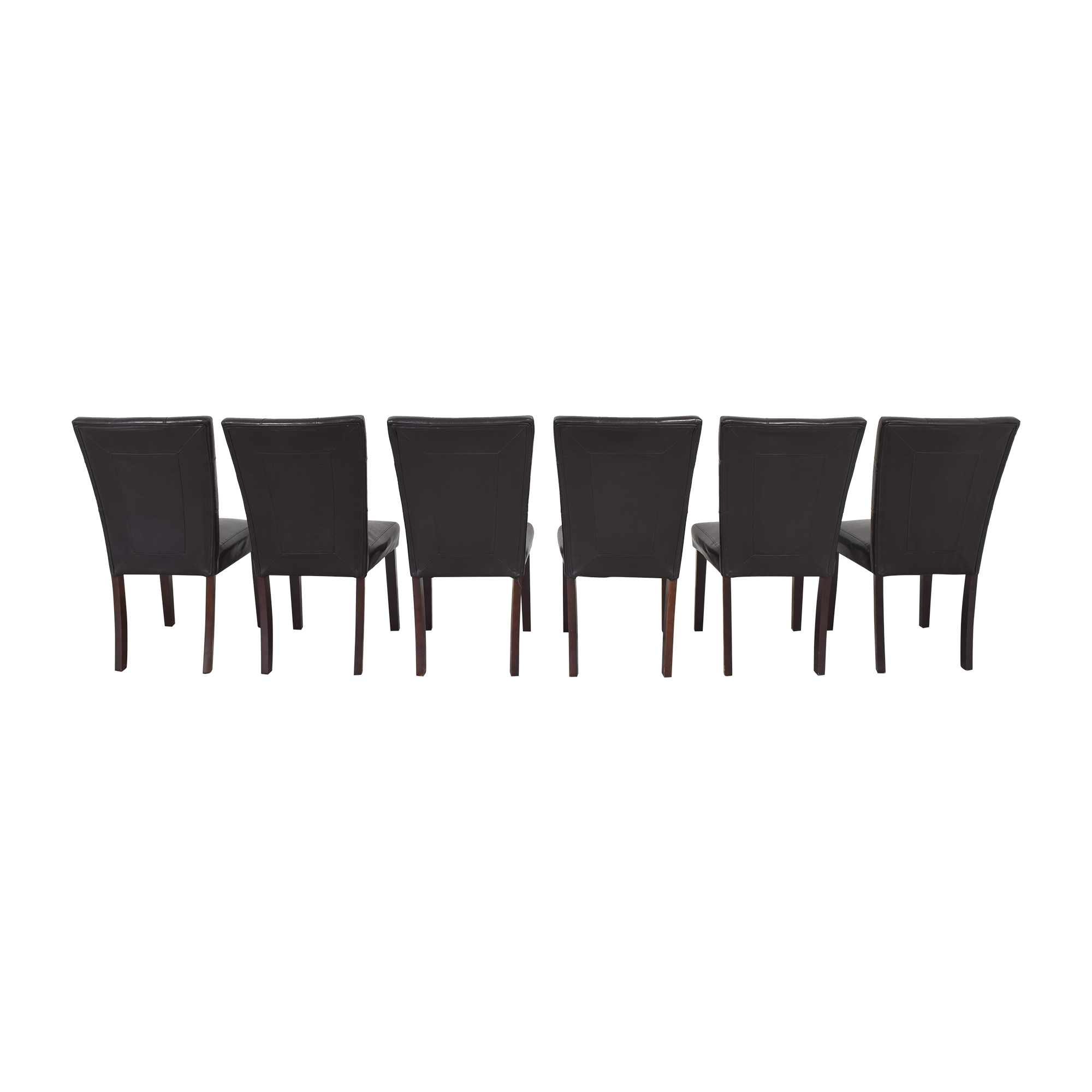 Tufted Parsons Dining Chairs Dining Chairs