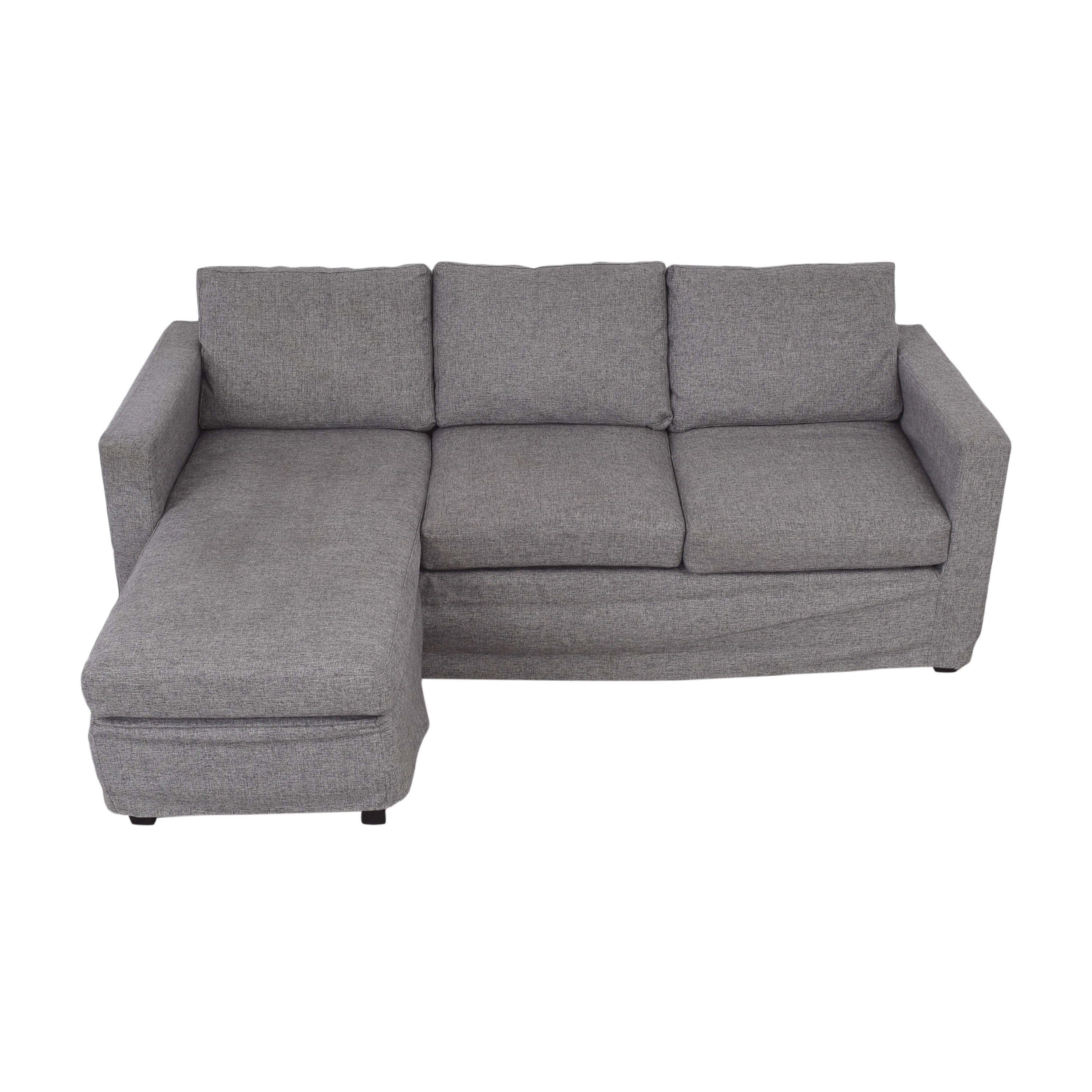 Andover Mills Andover Mills Chaise Reversible Sectional Sofa