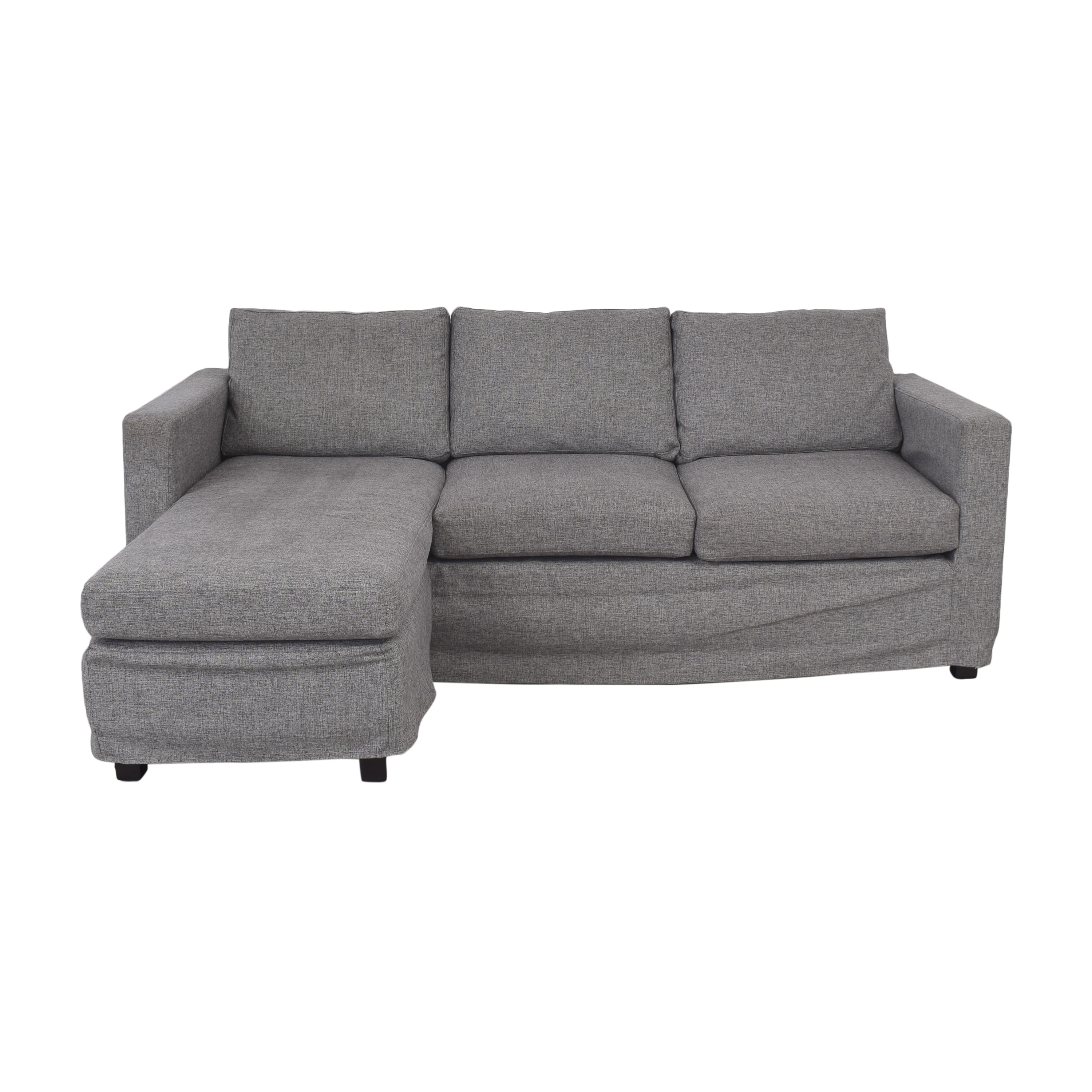 Andover Mills Andover Mills Chaise Reversible Sectional Sofa Sofas
