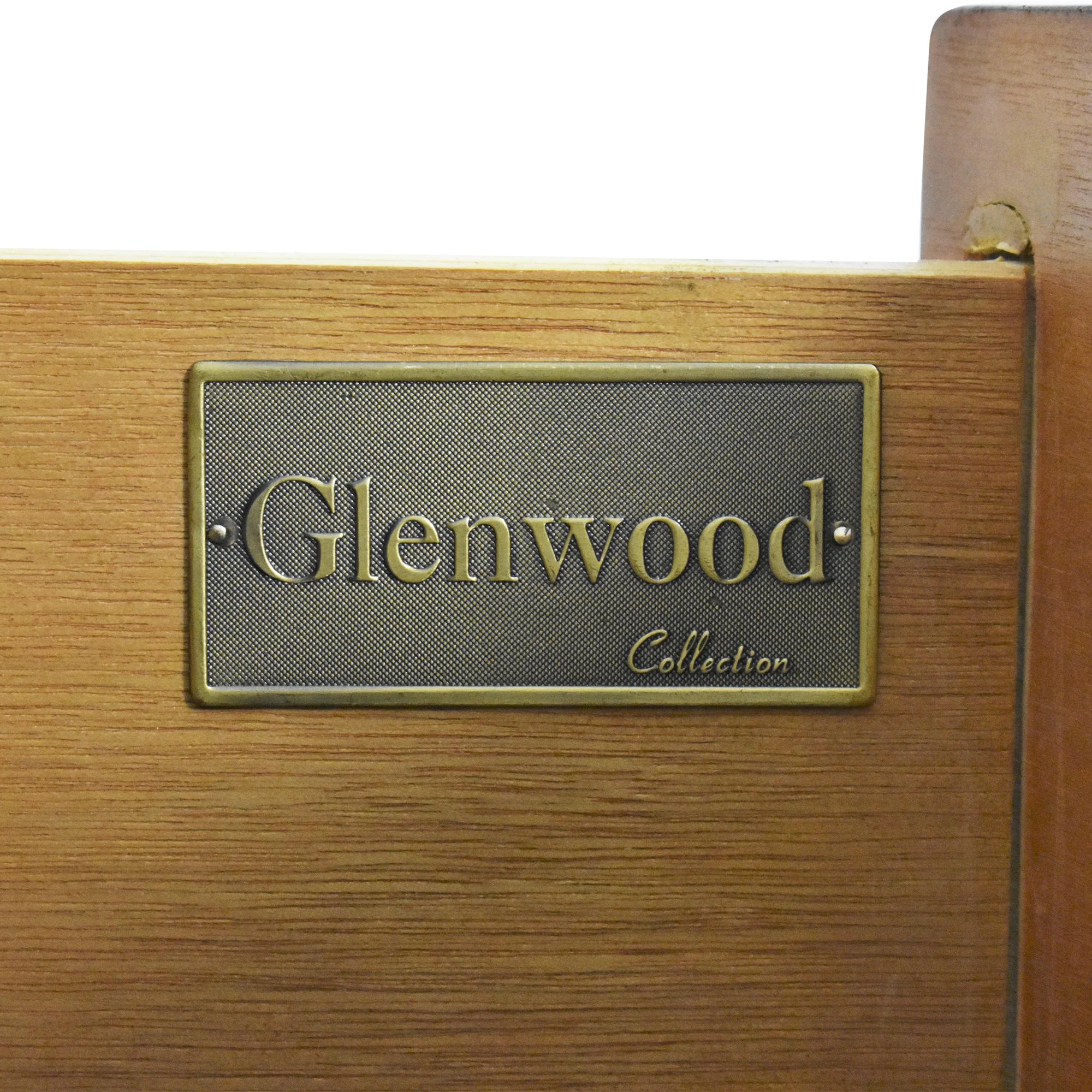 buy Glenwood Five Drawer Chest Glenwood Dressers