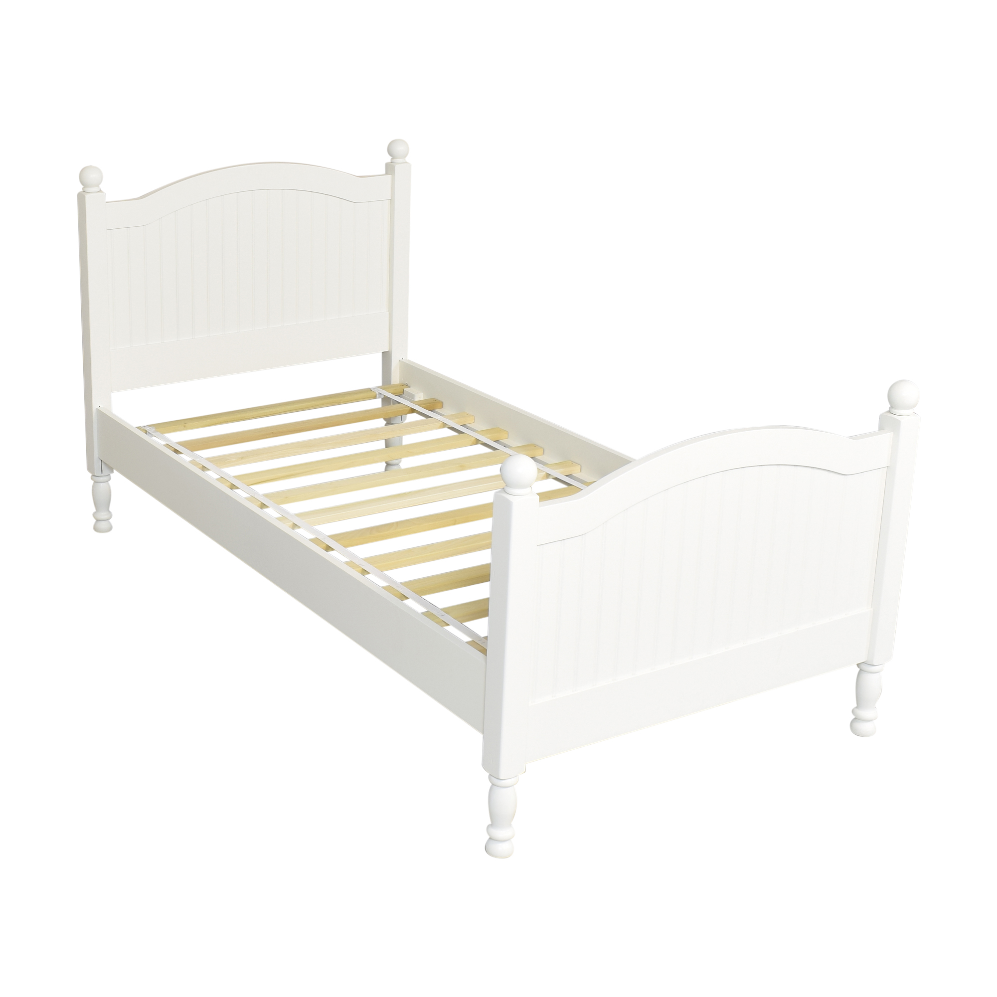 Pottery Barn Catalina Twin Bed / Bed Frames