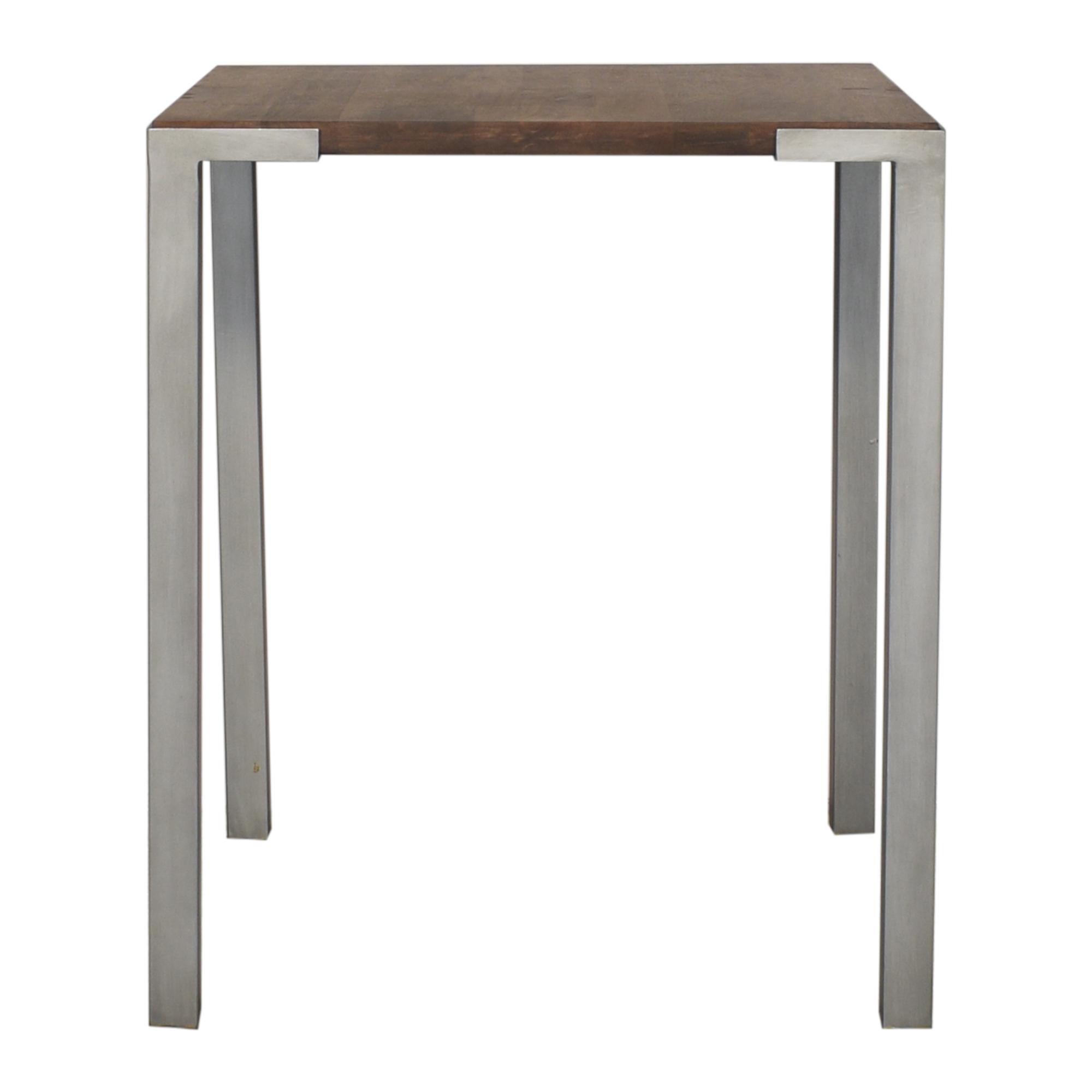 CB2 CB2 Stilt High Square Counter Table nj