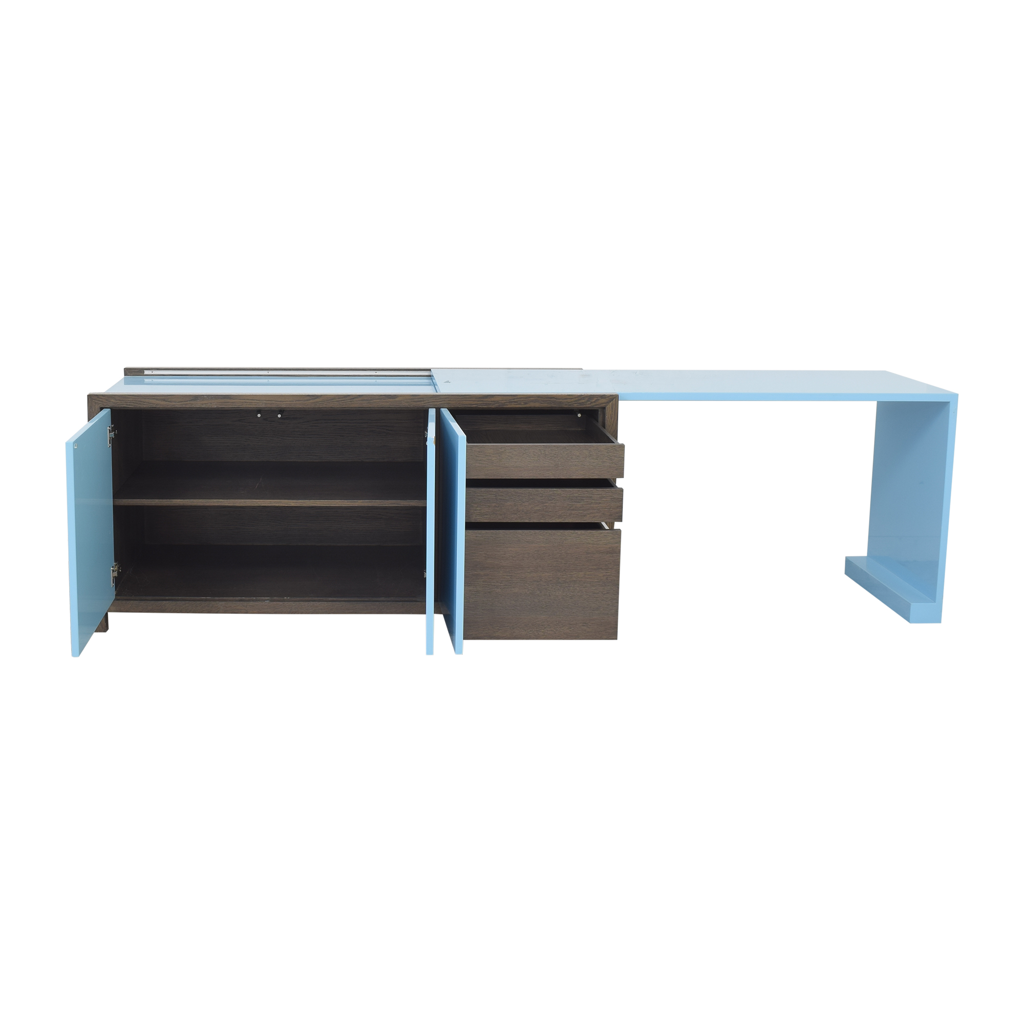 Dune Dune Lemans Sideboard with Extendable Desk second hand