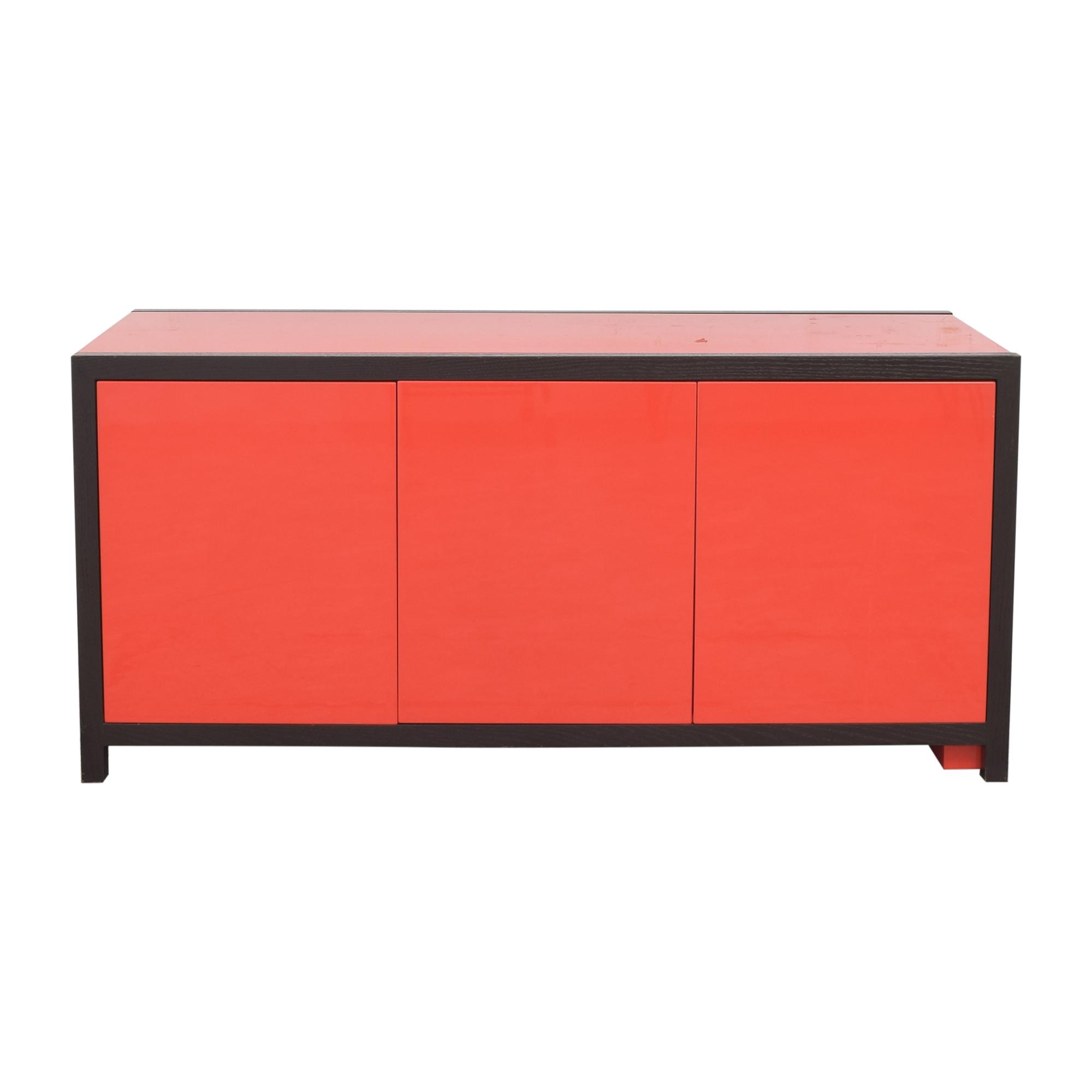 shop Dune Lemans Sideboard with Extendable Desk Dune
