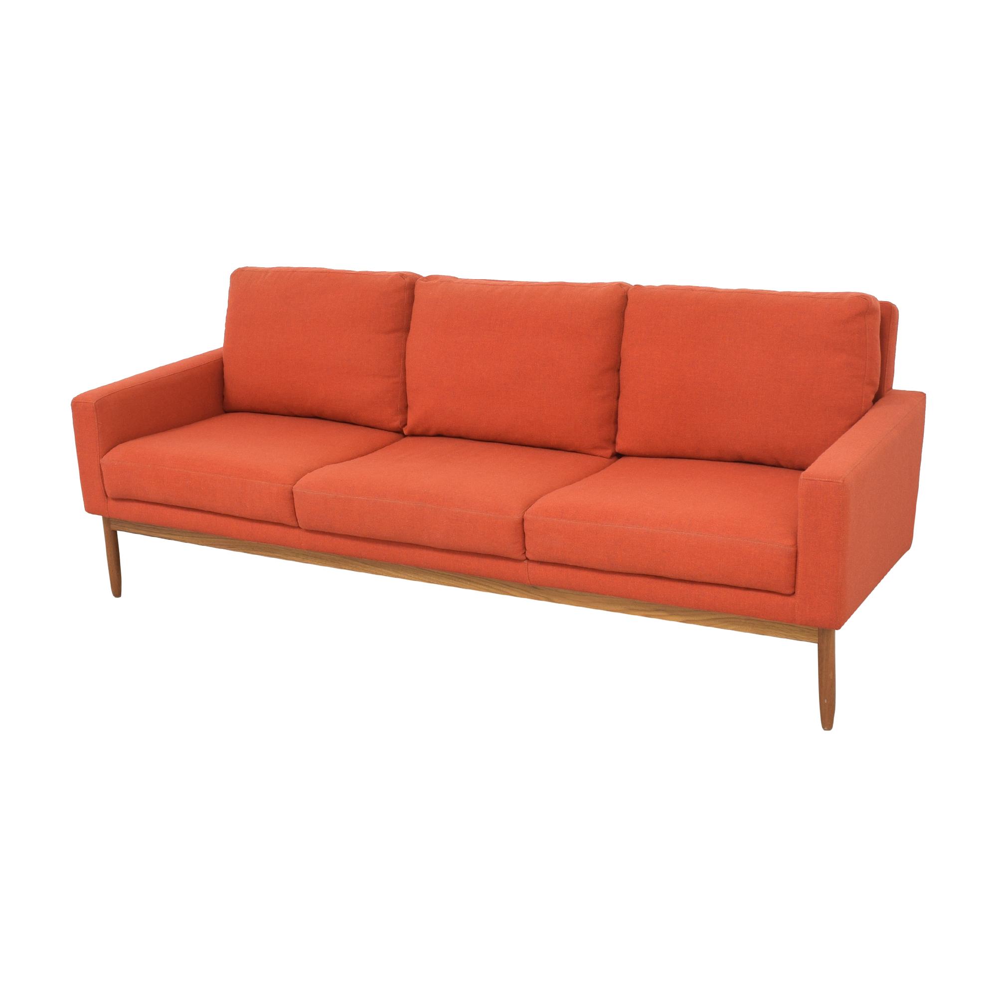 Design Within Reach Design Within Reach Raleigh Three Seat Sofa ma