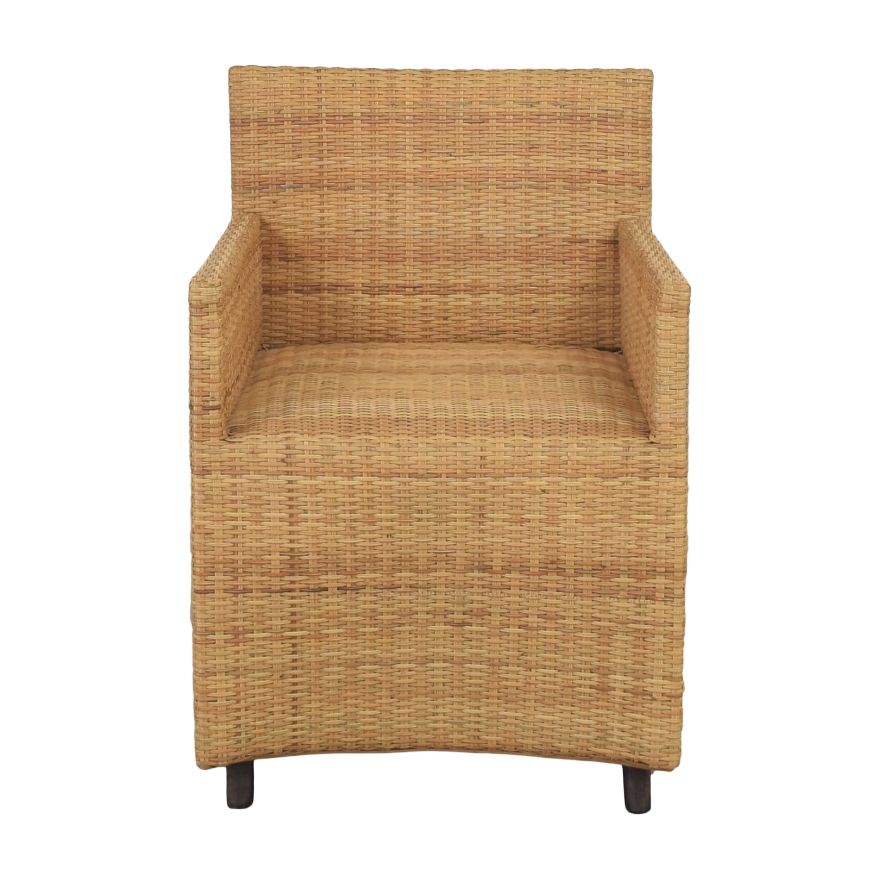 Woven Arm Chair ct