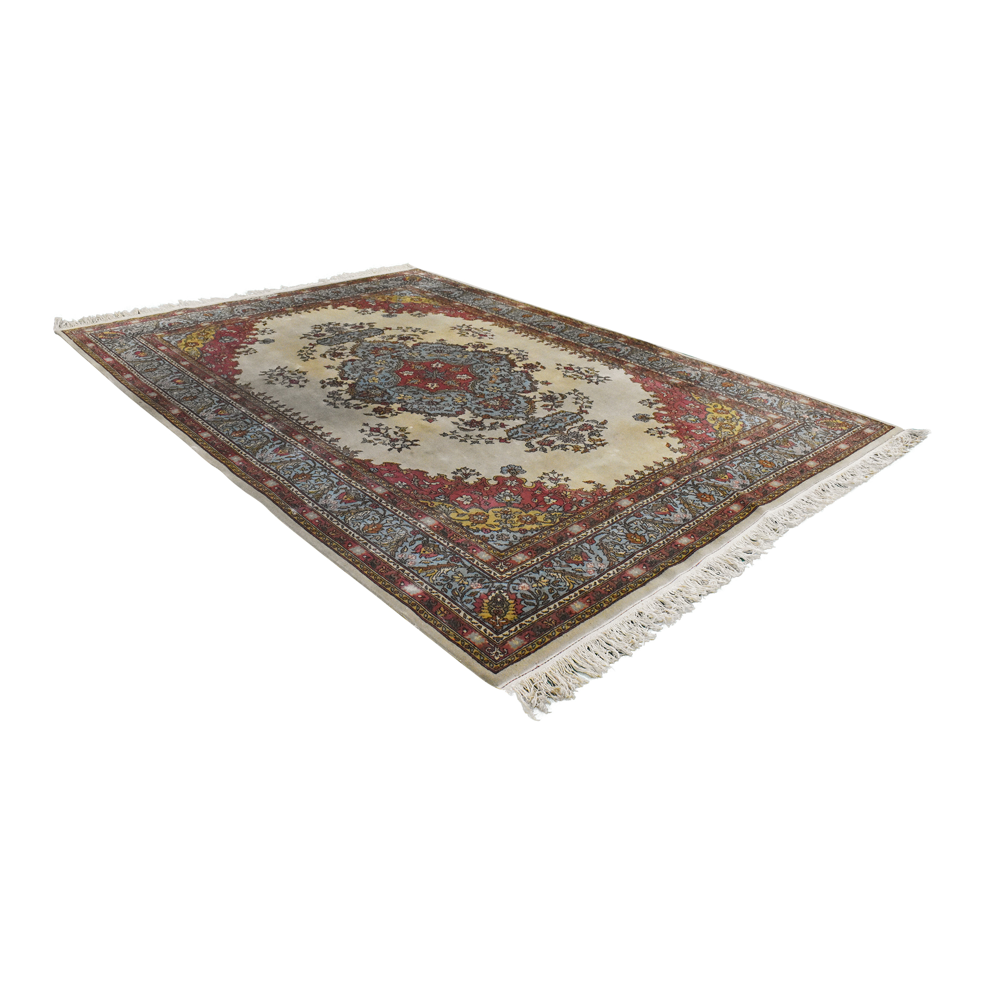 Persian Style Area Rug on sale